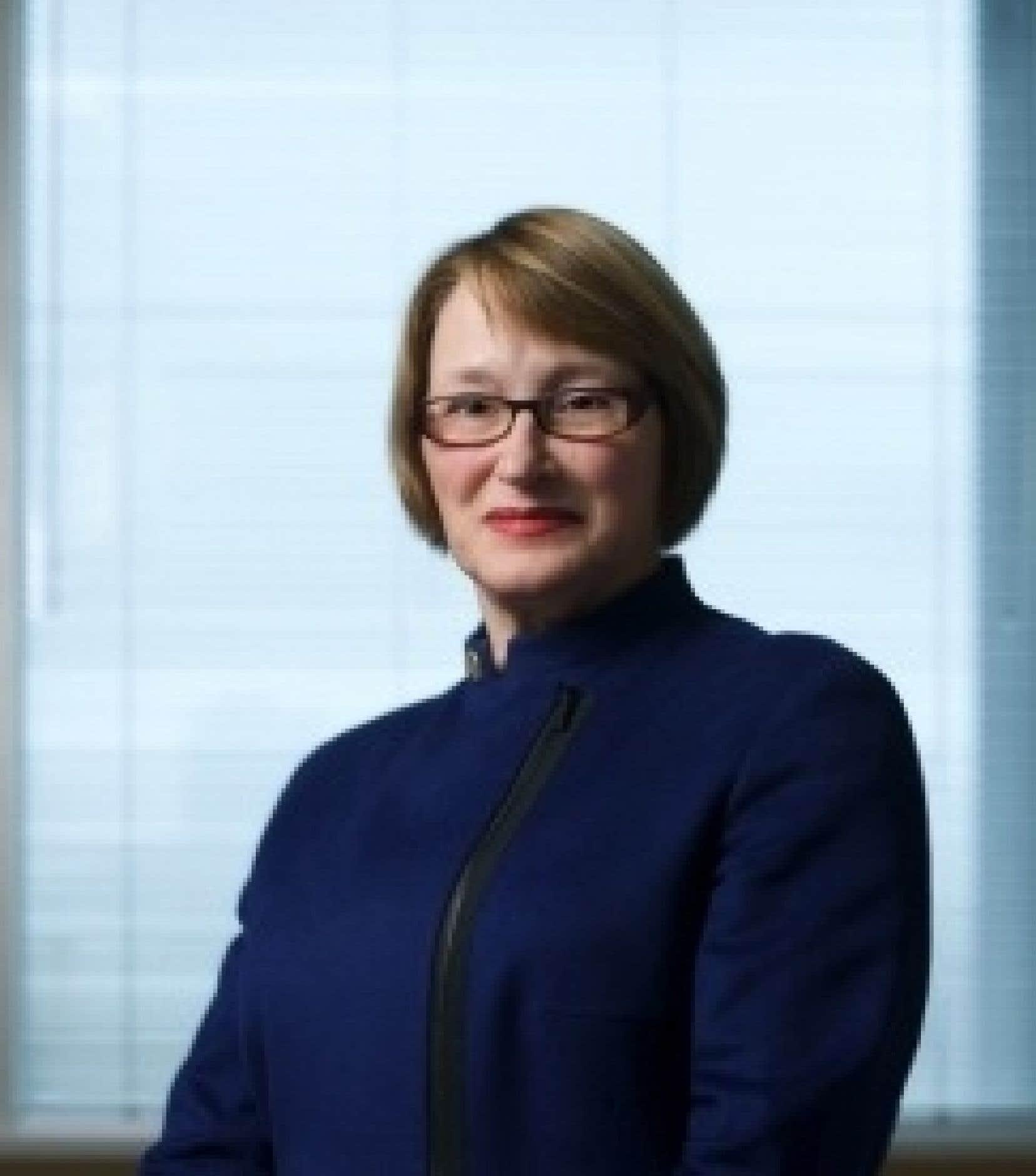 Ancienne étudiante de McGill, Mme Fortier a passé les sept dernières années comme présidente du Conseil de recherche en sciences naturelles et en génie.