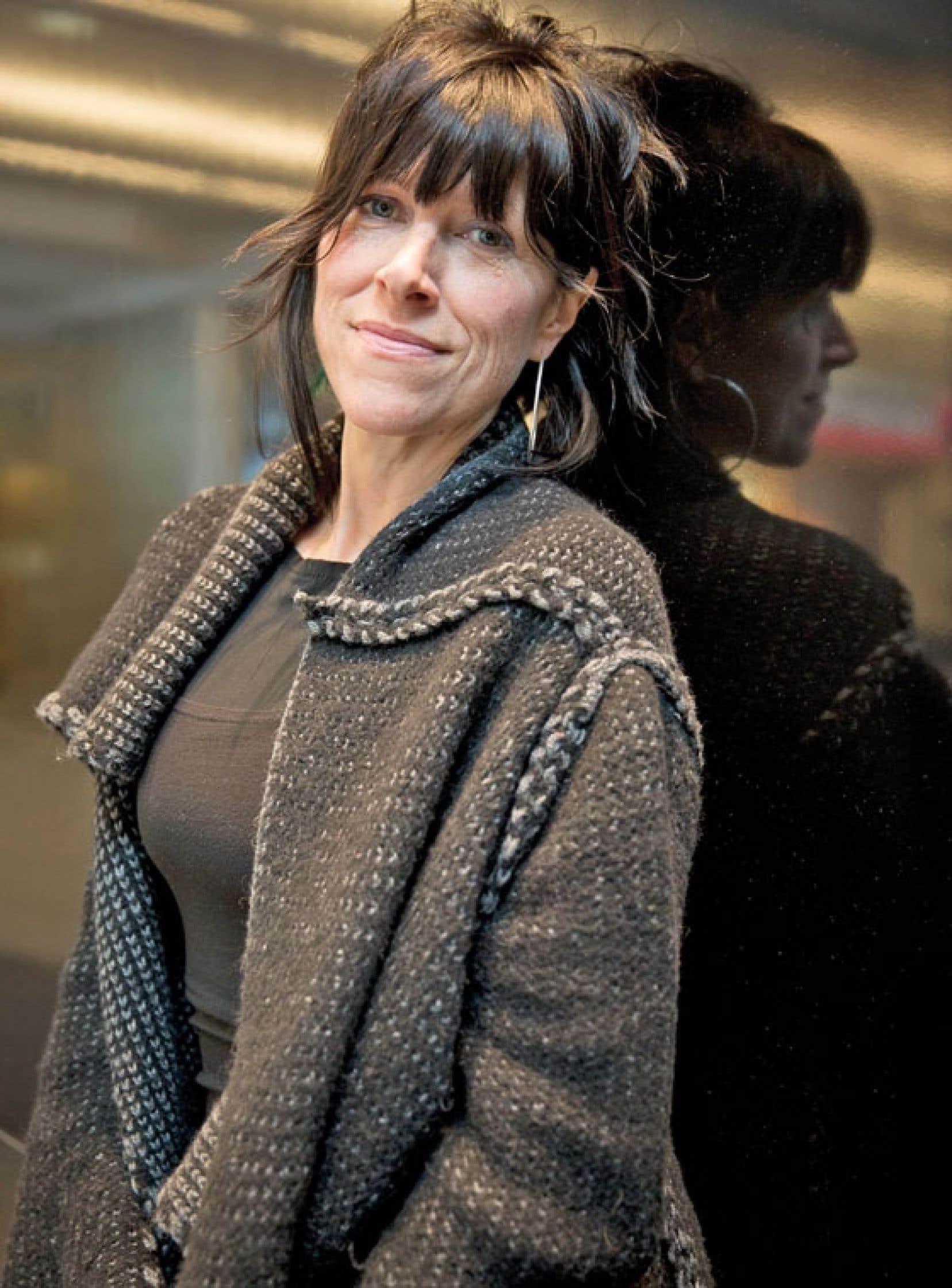 Luce Dufault lance son huitième album.