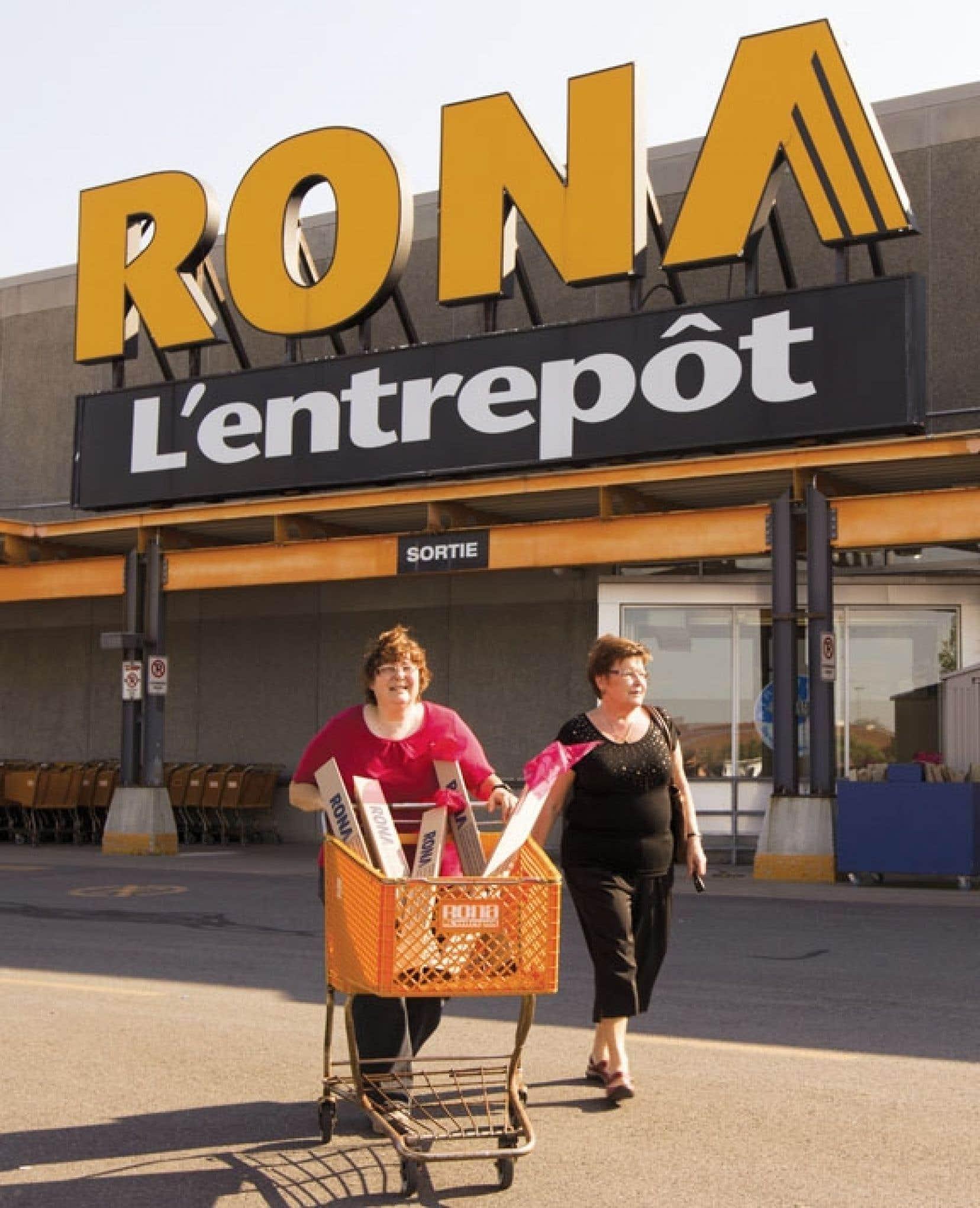 L'année dernière, après la décision de Rona de rejeter une offre d'achat hostile de 1,76 milliard déposée par le géant américain Lowe's, la Caissede dépôt et placement du Québecavait manoeuvré avec d'autres actionnaires pour obtenir des changements au sein de l'entreprise.