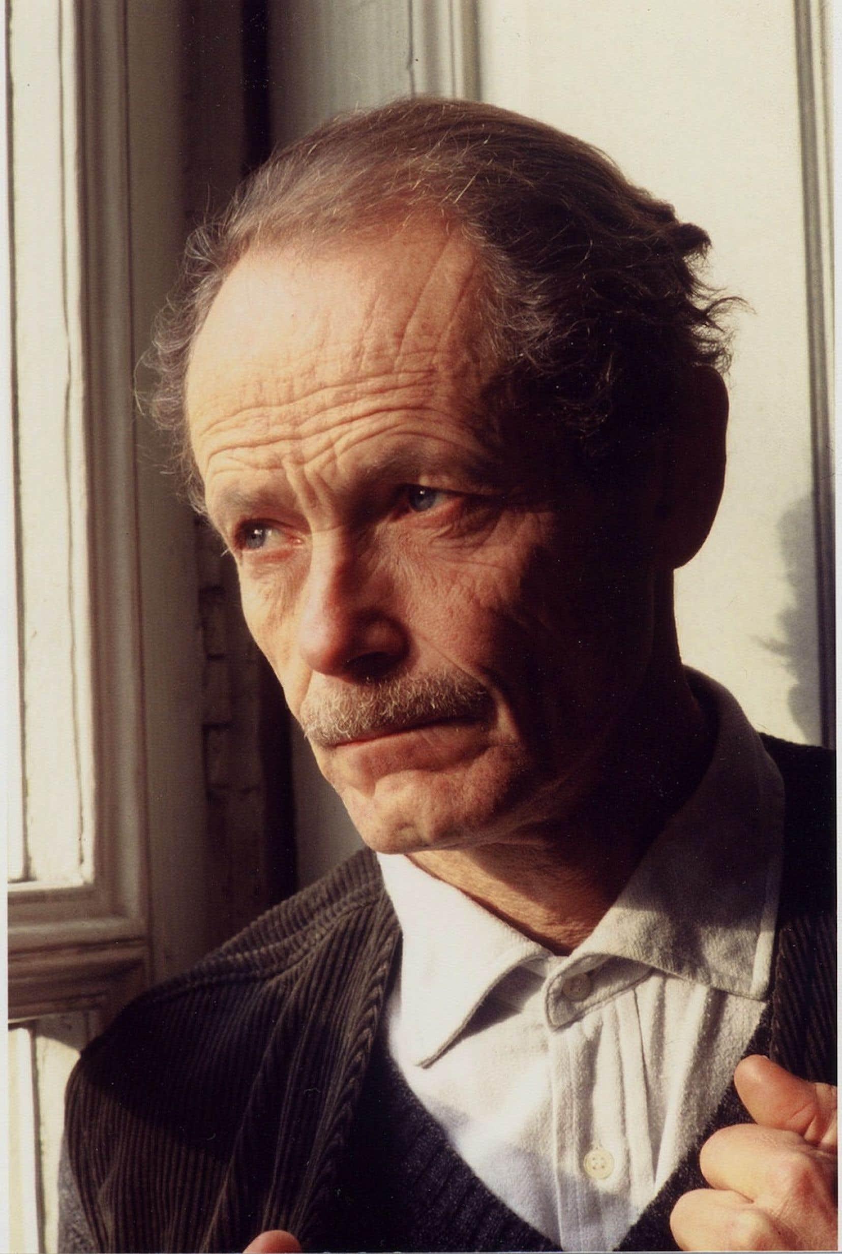 L'écrivain italien Erri De Luca