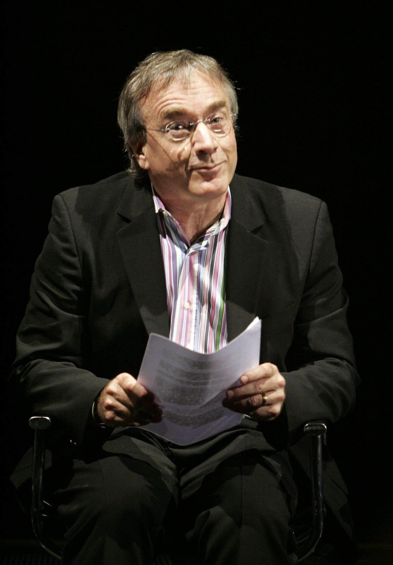 Daniel Lamarre, patron du Cirque du Soleil