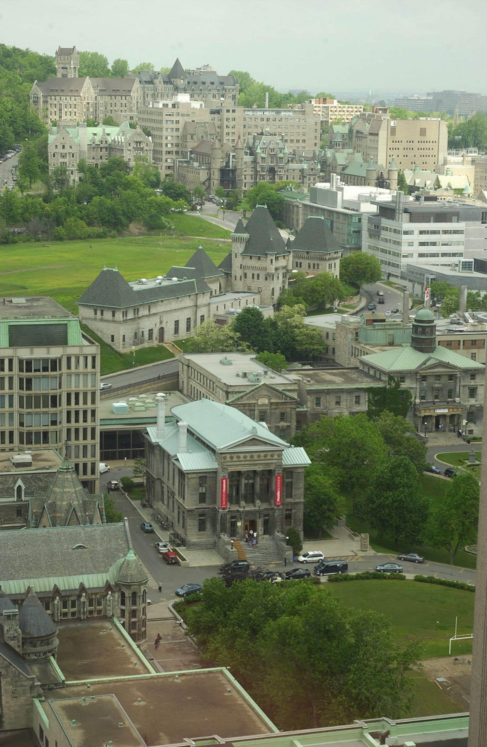 La recherche dans cet établissement montréalais fondé en 1821 s'inscrit dans une longue tradition.