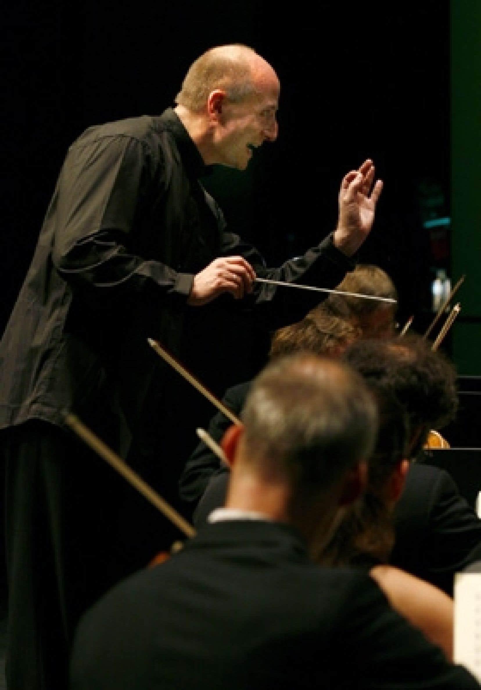 Paavo Järvi et la DKP ont offert un cadeau musical aux Québécois en leur accordant le privilège d'entendre la totalité de leurs Symphonies de Beethoven. Photo: Baptiste Grison