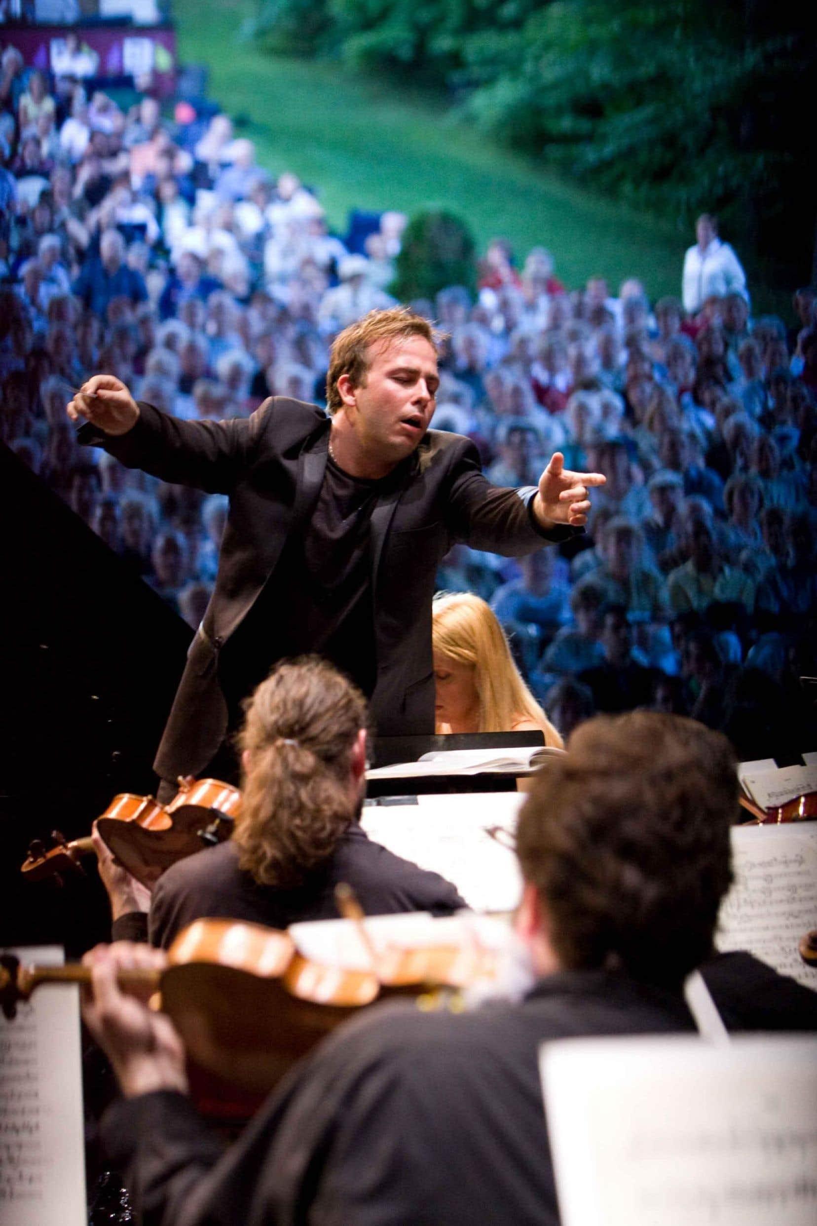 Yannick Nézet-Séguin rendra hommage au compositeur allemand Richard Wagner.