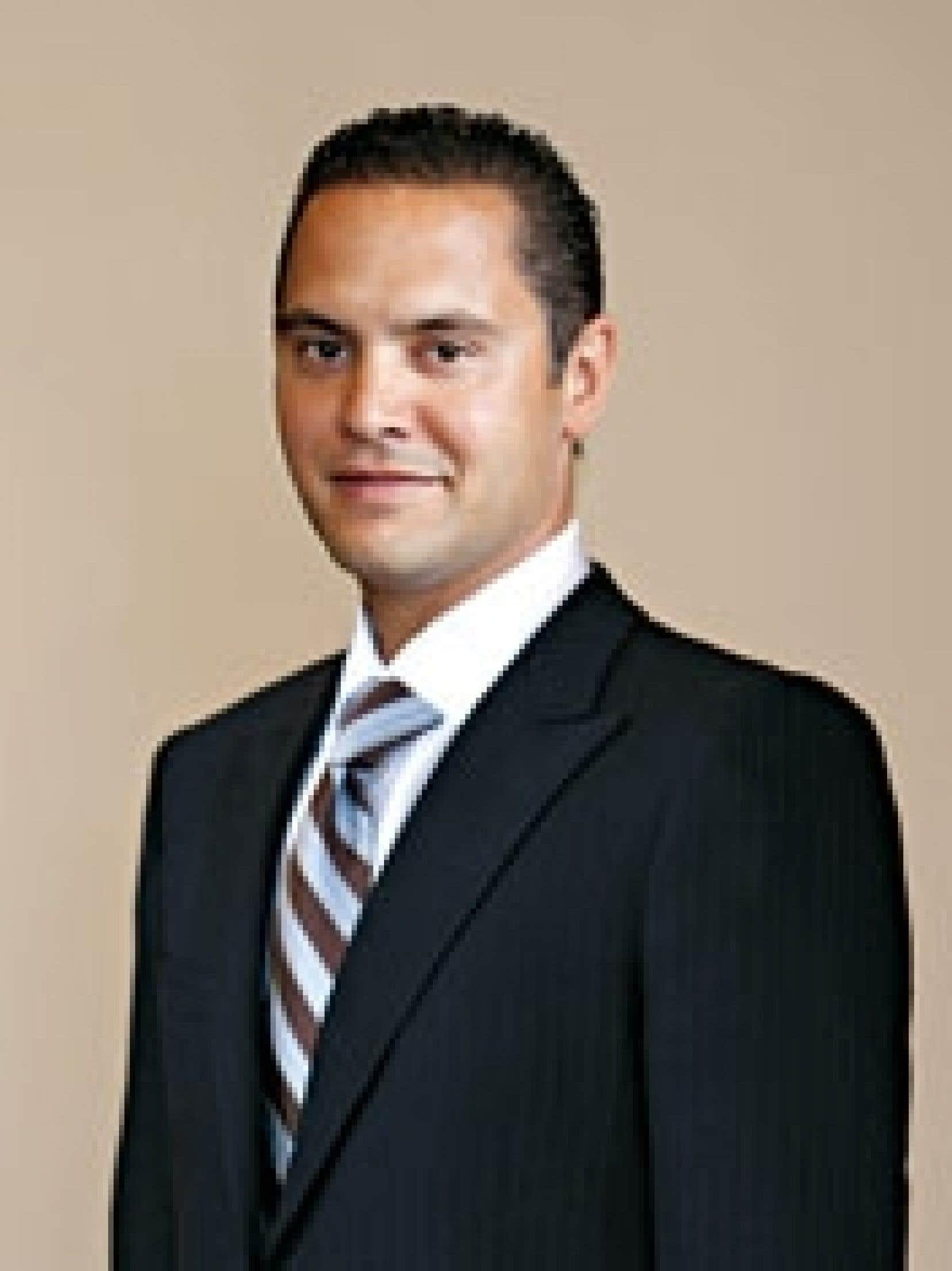 Stephen Hunter, président et chef de l'exploitation de Sunwing
