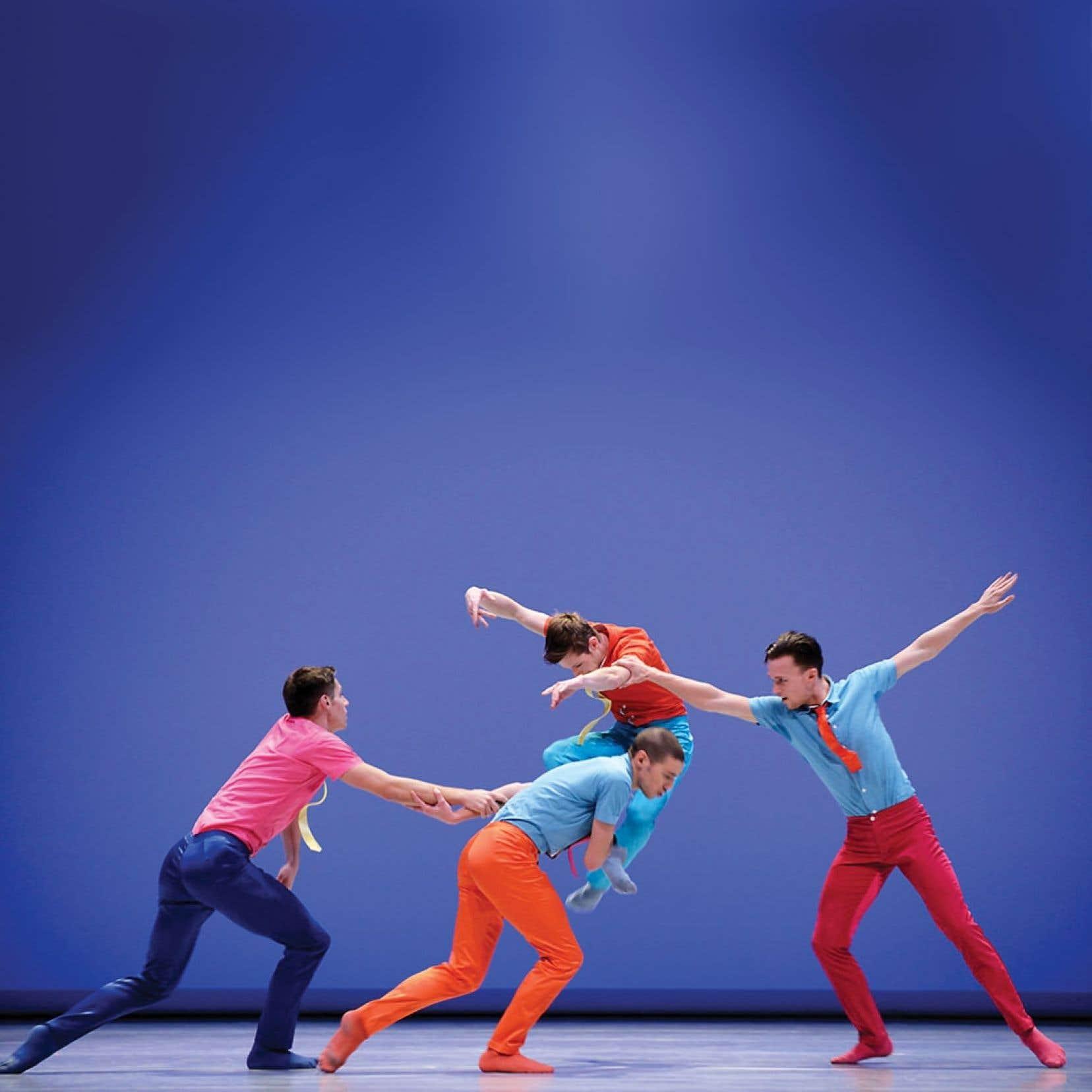 Aniel, d'Emily Molnar, chorégraphe et directrice artistique au Ballet BC.
