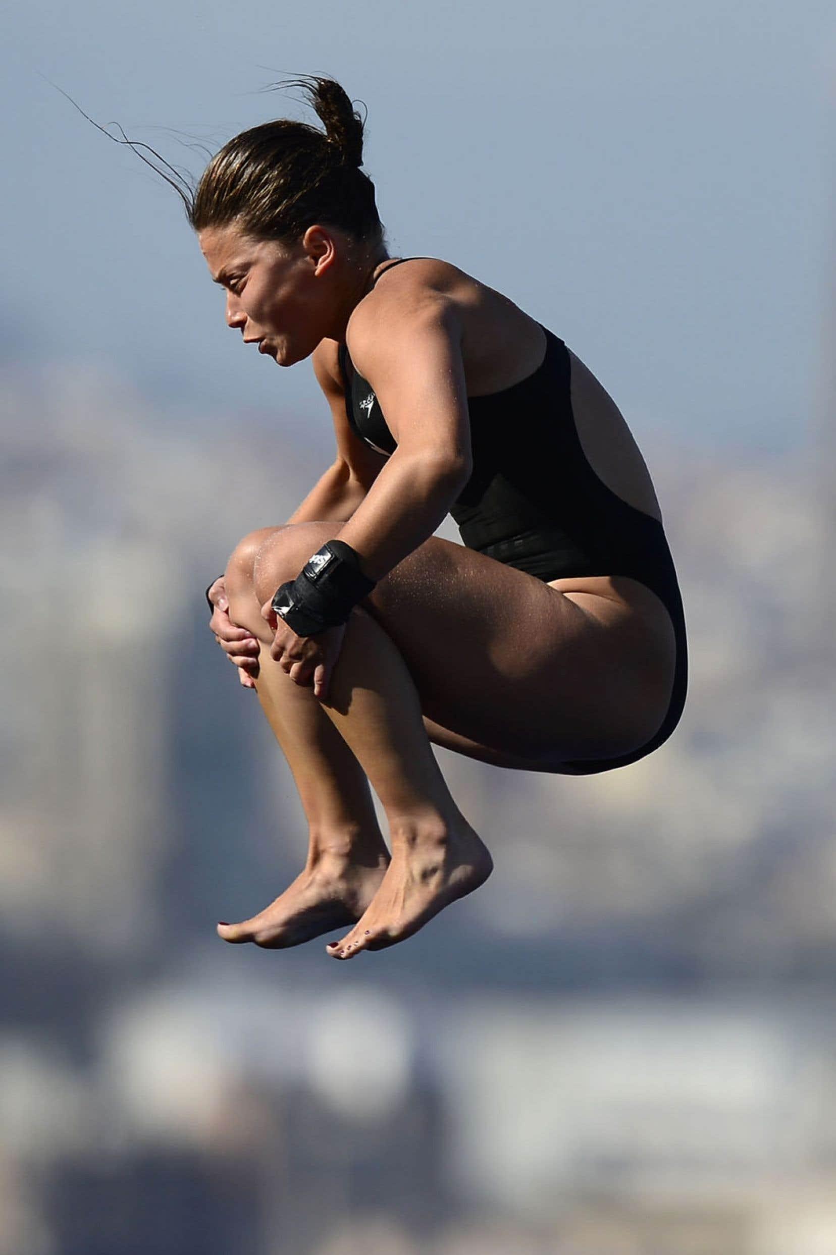 Avec une 8e place en finale à la plateforme de 10 m des Championnats du monde de Barcelone, Roseline Filion s'est assuré une participation à la prochaine Série mondiale de plongeon.