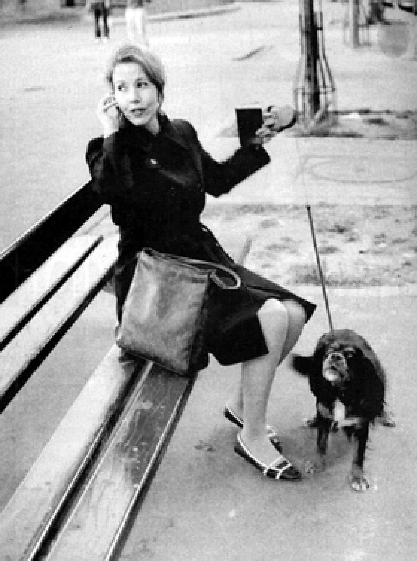 Ce portrait de femme a valu au célèbre photographe français François-Marie Banier un procès qu'il a remporté en mai dernier.