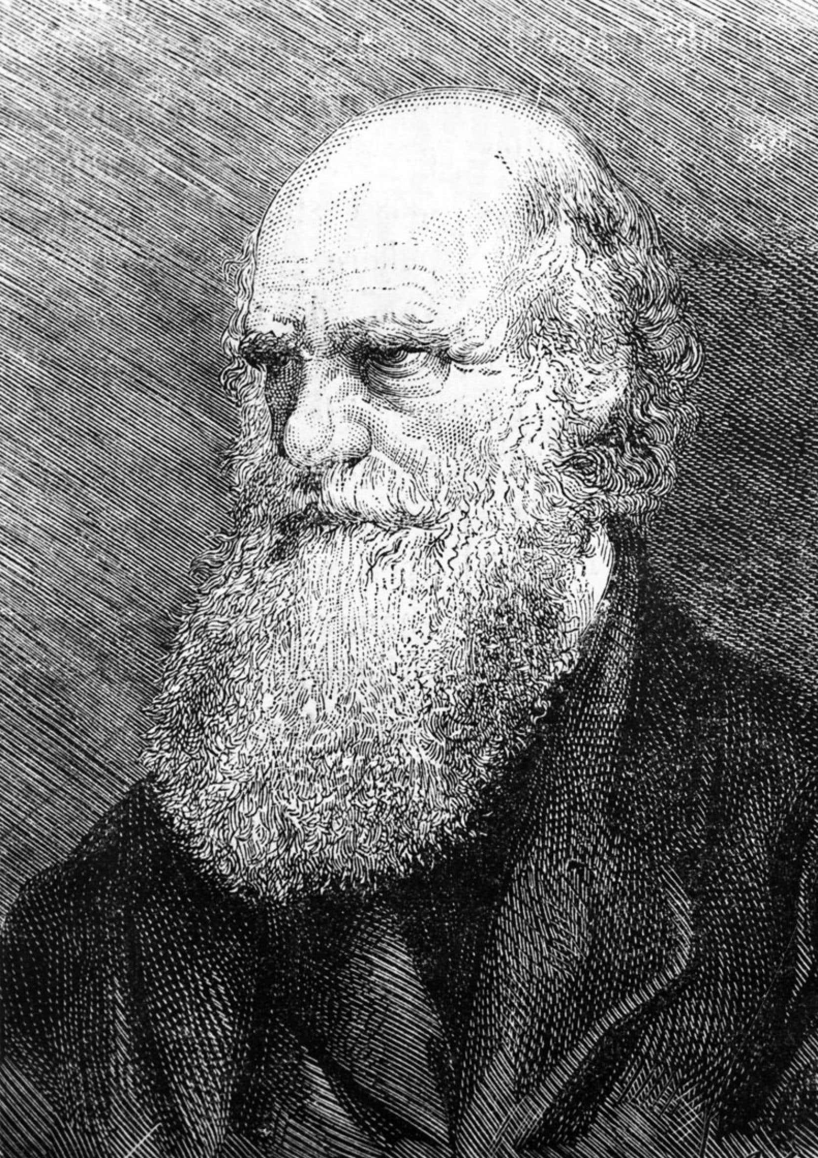 Le naturaliste Charles Darwin «n'invoqua jamais l'évolution pour encourager l'athéisme», a écrit Stephen Jay Gould.