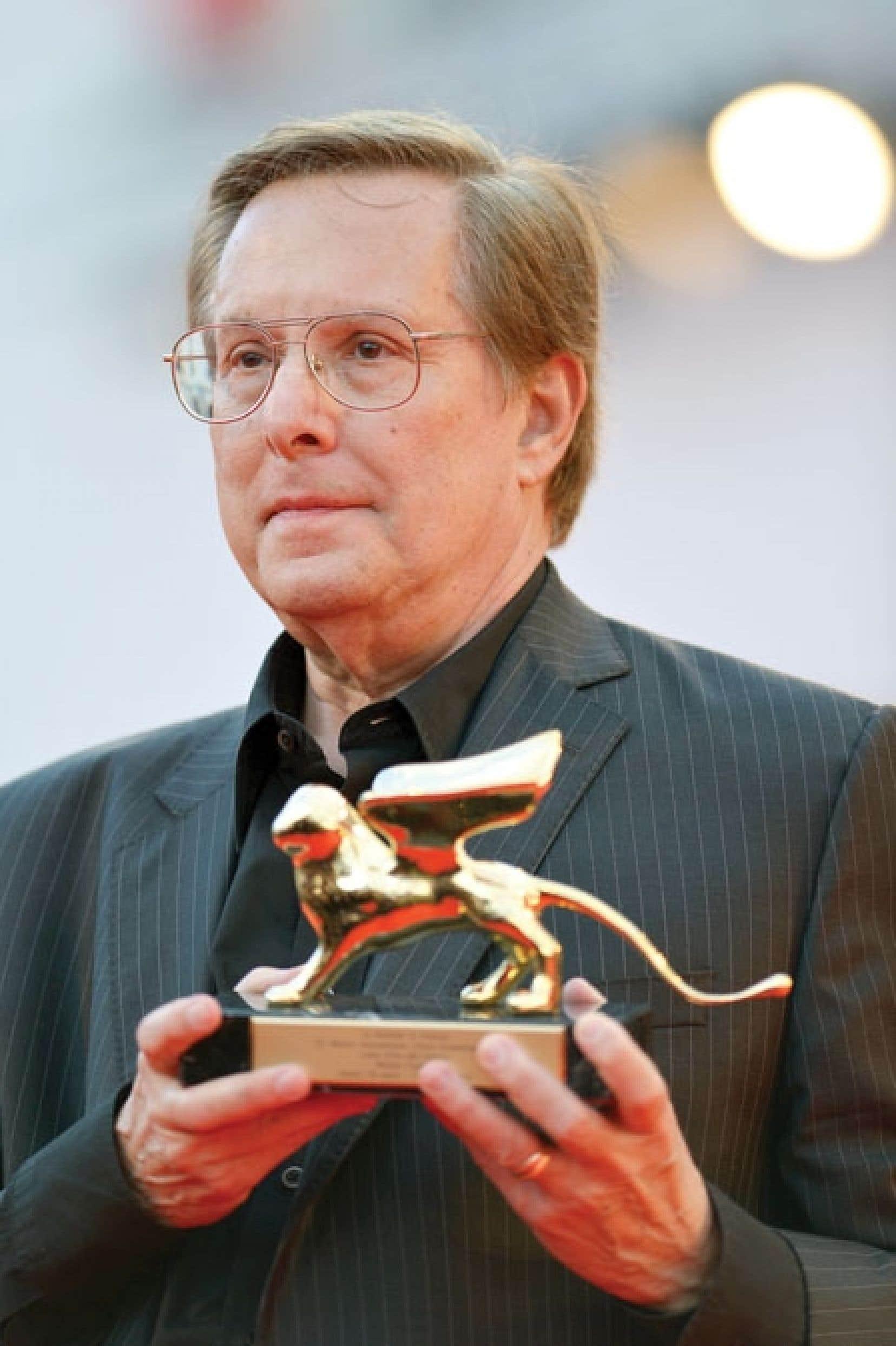 Le cinéaste William Friedkin