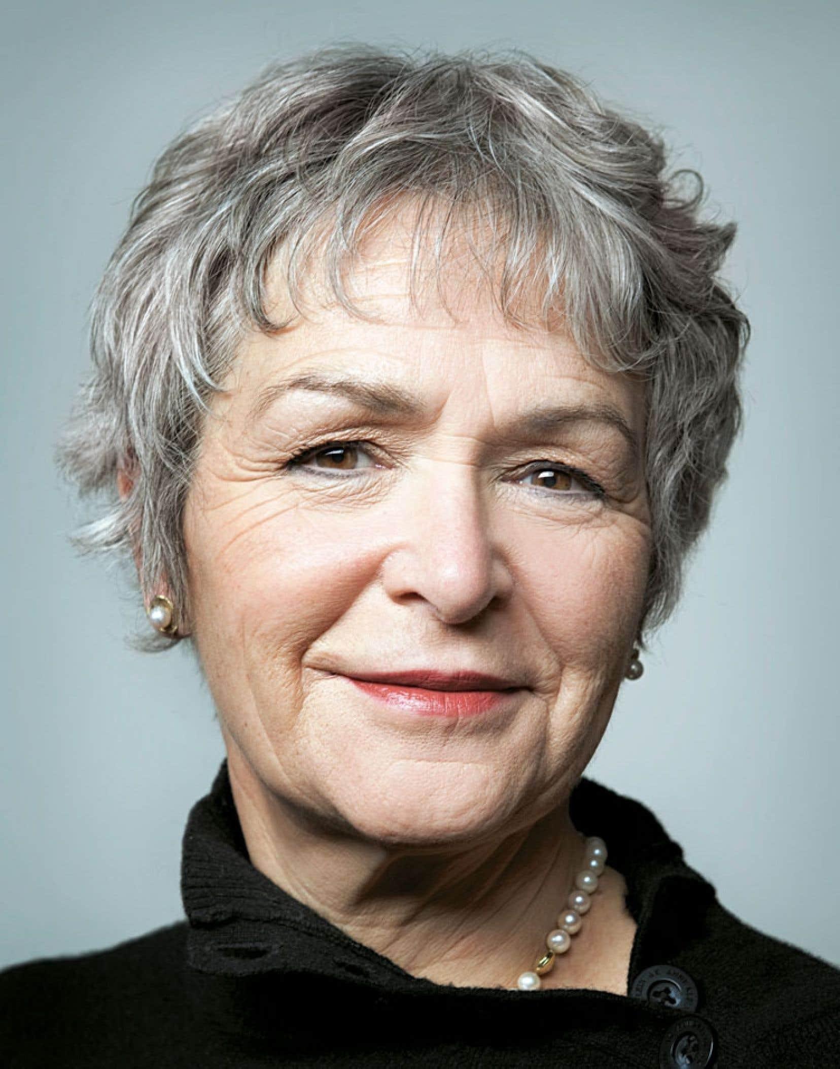 Louise Nadeau est une des personnes derrière le succès du slogan «La modération a bien meilleur goût ».