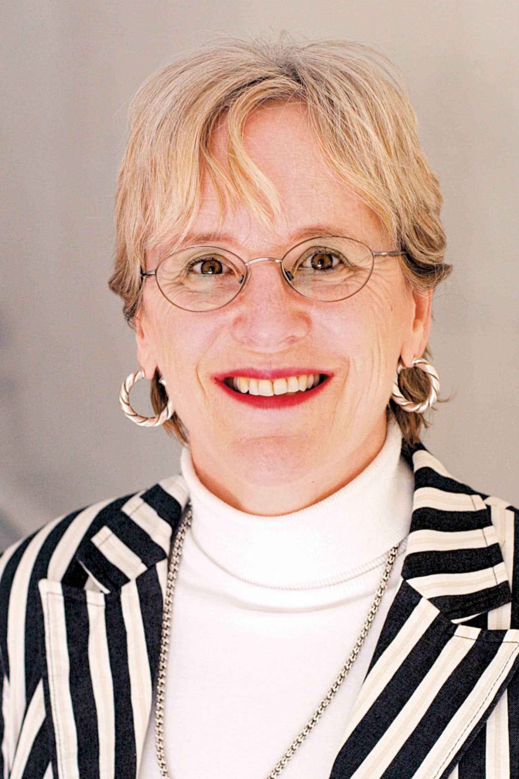 Céline Le Bourdais a remporté le prix Thérèse-Gouin-Décarie.