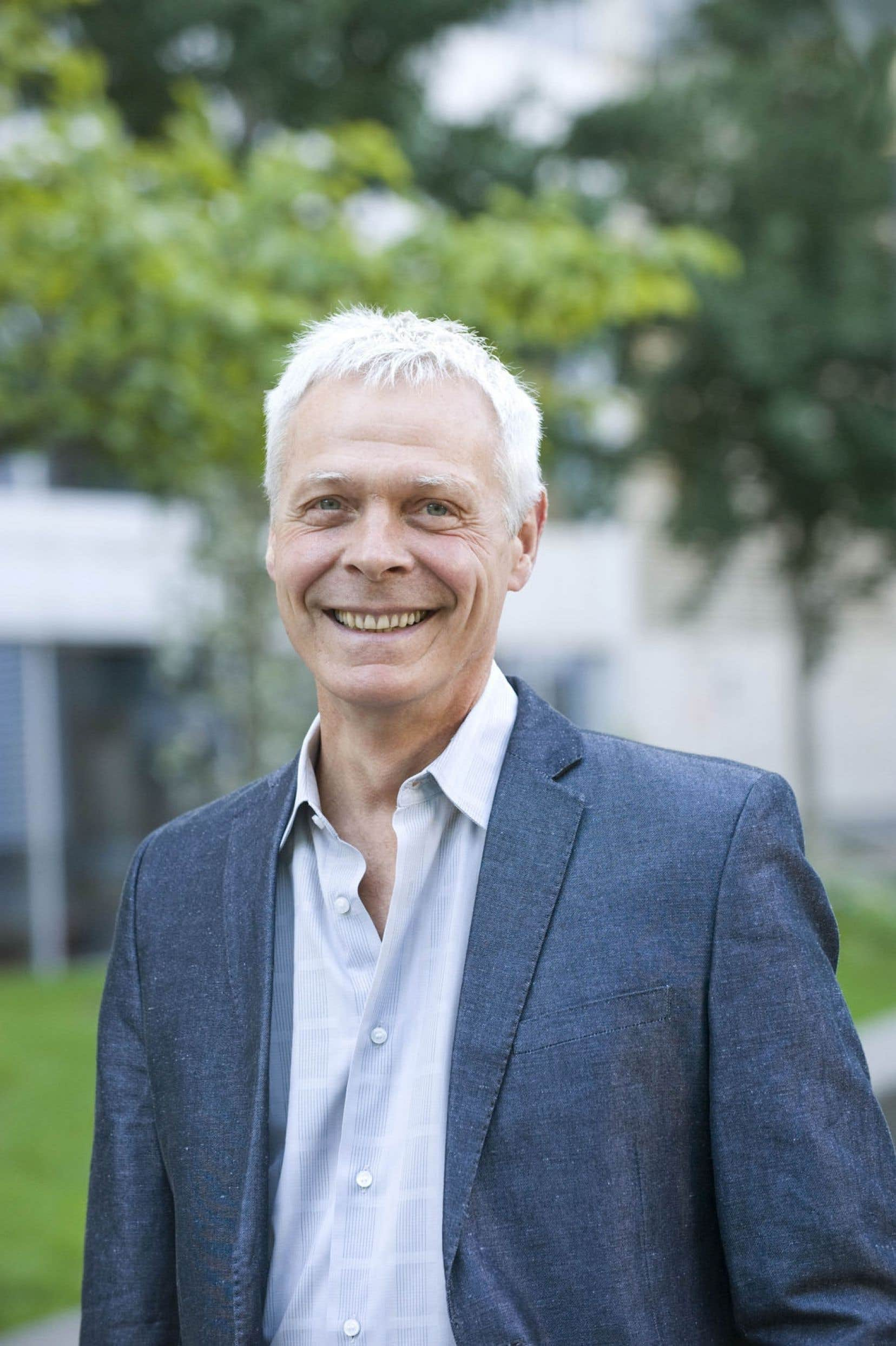 Le professeur Marc Lucotte souhaite que ses recherches, et celles des autres scientifiques, contribuent à limiter les dégâts des changements climatiques.