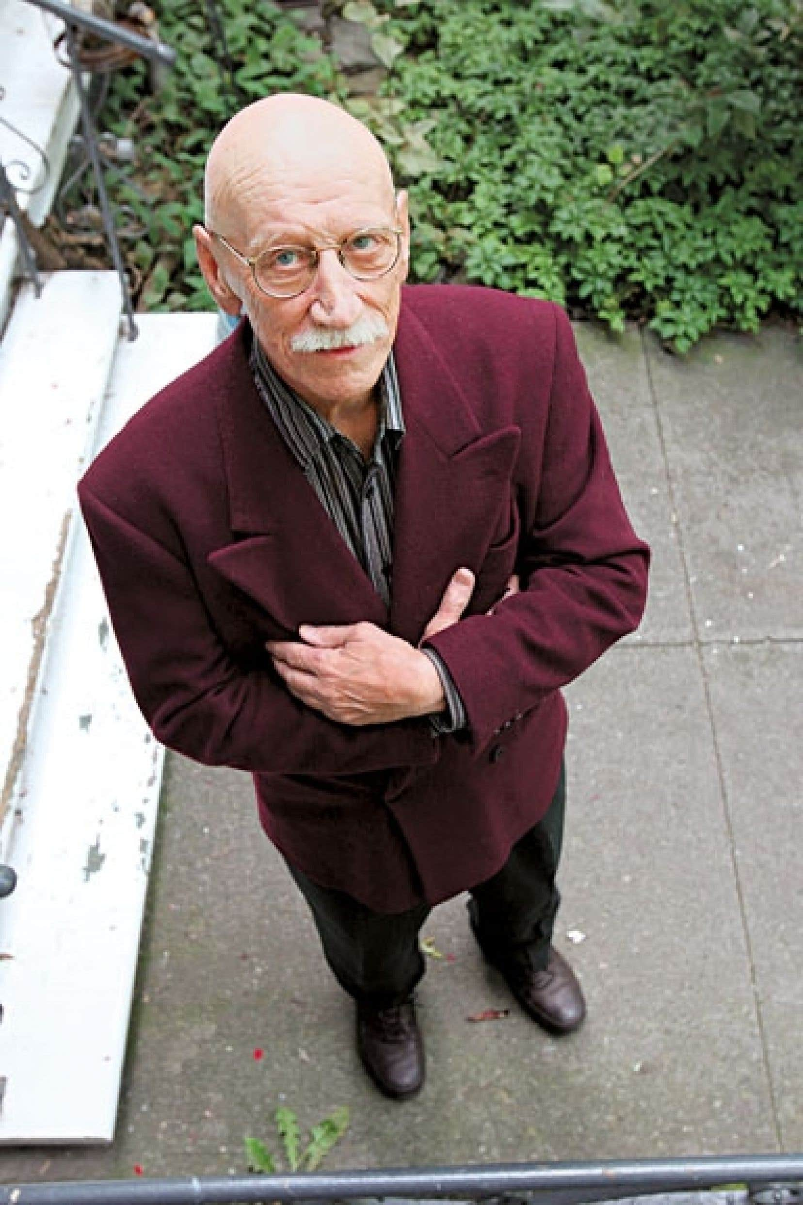 Le politologue et ex-marxiste révolutionnaire Jean-Marc Piotte fut l'un des fondateurs de la revue Parti pris, fondée il y a 50 ans cette année.
