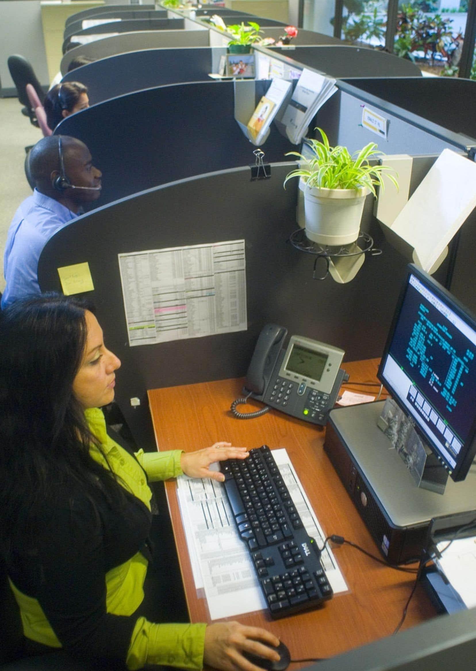 Le secteur d'activité a un effet sur la taille des PME.