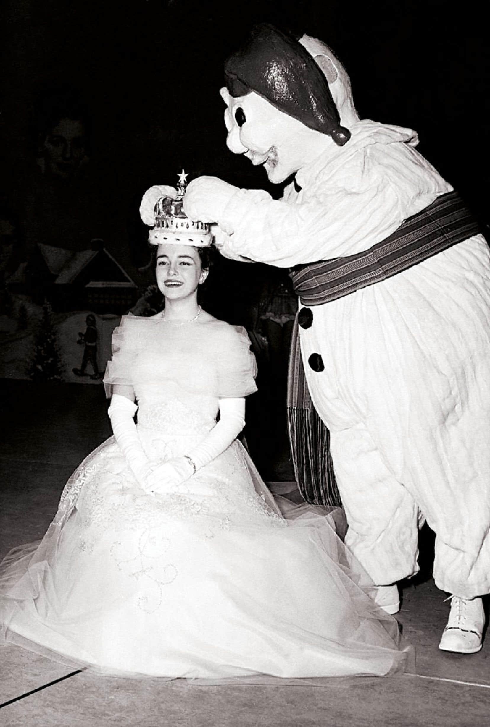 Née en 1955, la tradition des duchesses au Carnaval de Québec avait été abandonnée en 1996.