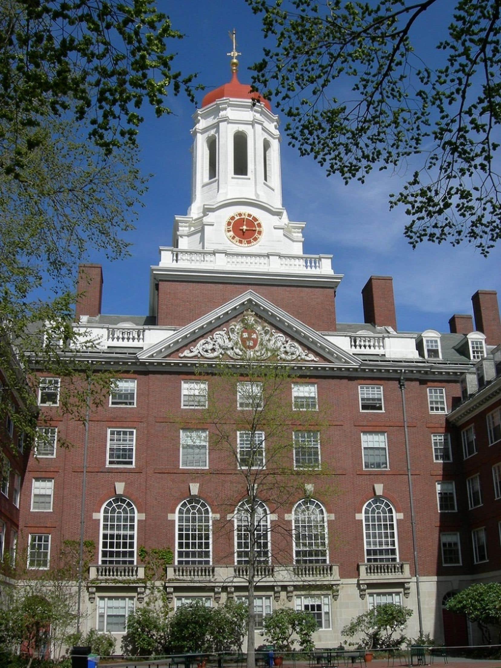 Le rapport financier note que le déficit de 34 millions $US représente moins de 1% des revenus d'Harvard. Dans ce contexte, disent les responsables, ce manque à gagner est gérable, tout en étant significatif.