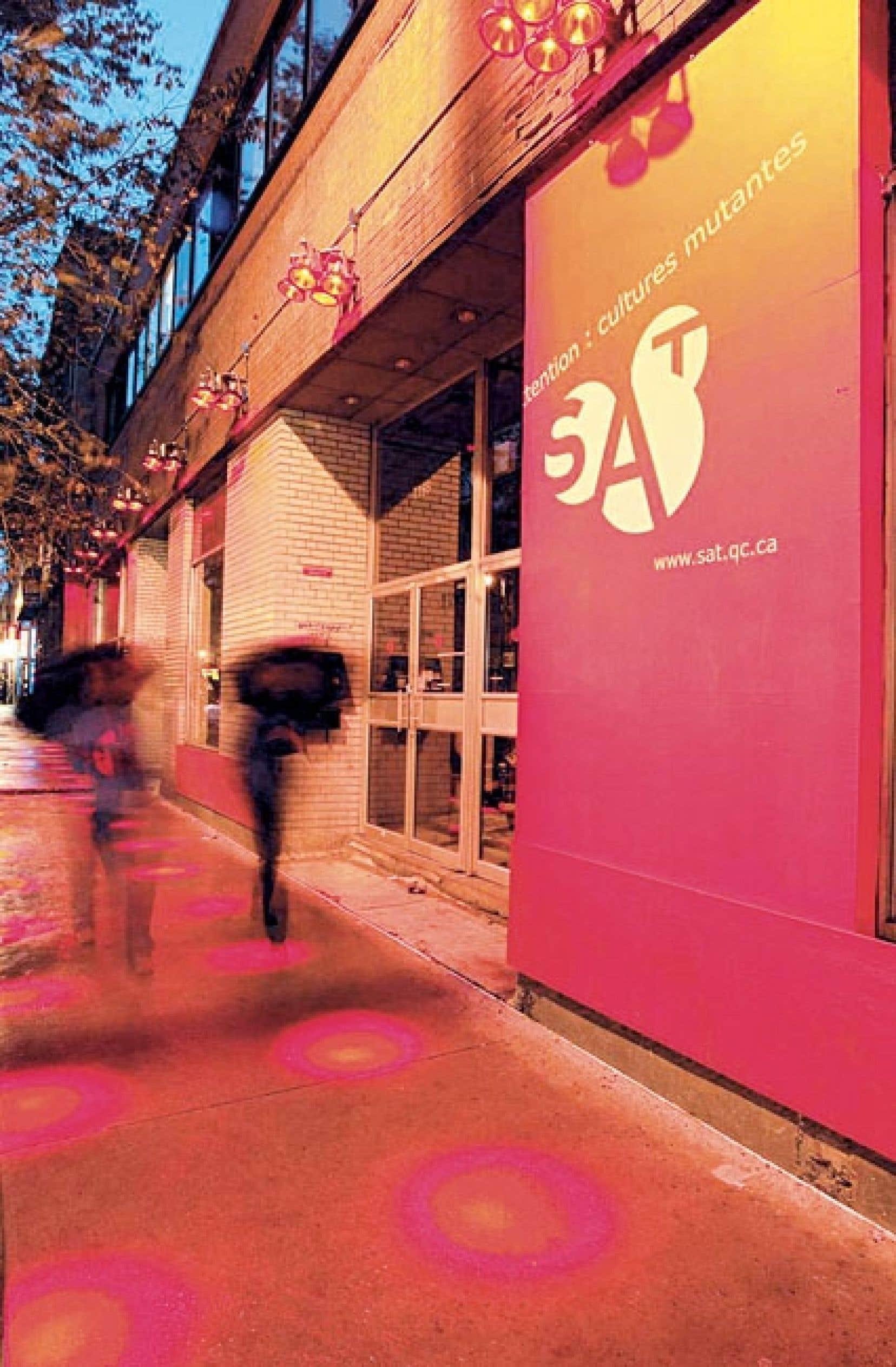 La Société des arts technologiques, à Montréal