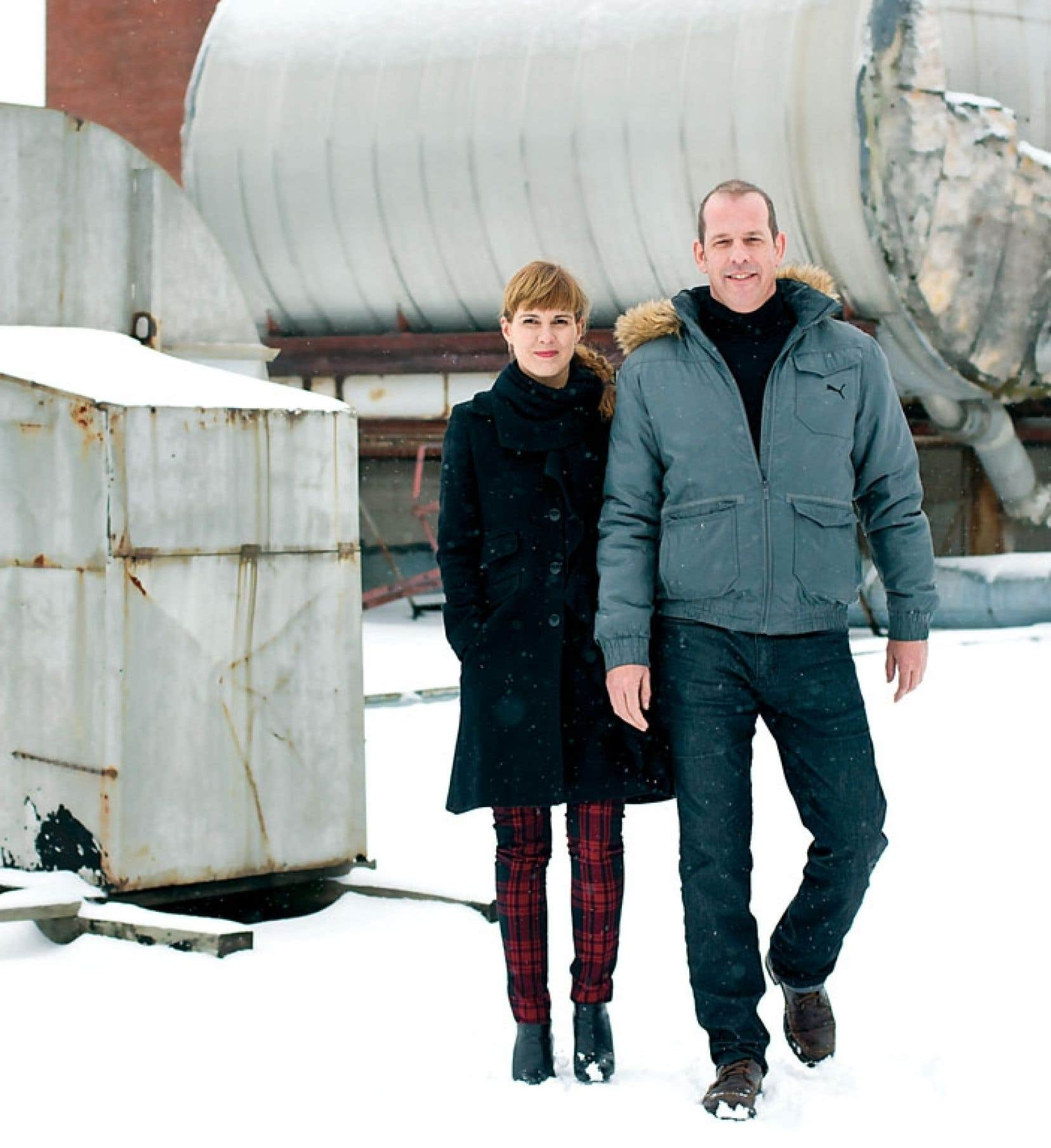 Chantal Durivage et Jean-François Daviau, coprésidents de Sensation Mode
