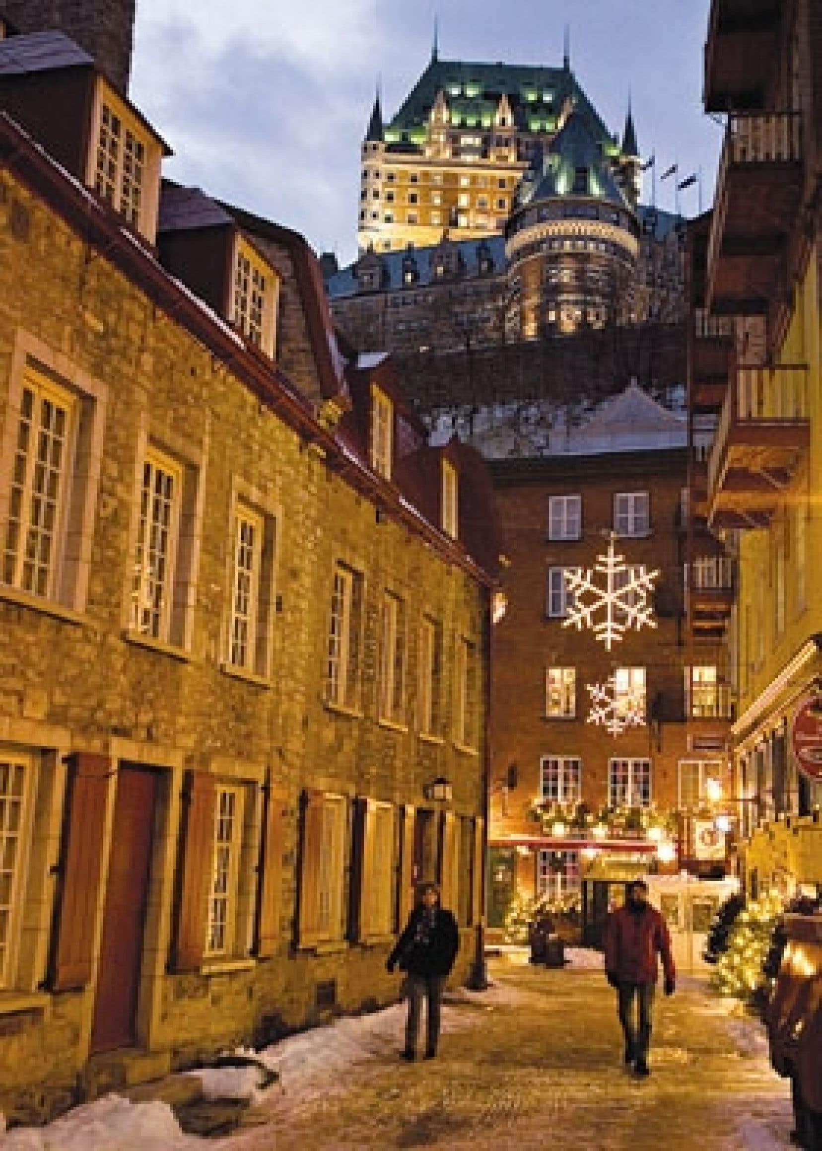 Le registre Mémoire du monde est l'équivalent pour les documents de la Liste du patrimoine mondial, où figure déjà la ville de Québec.