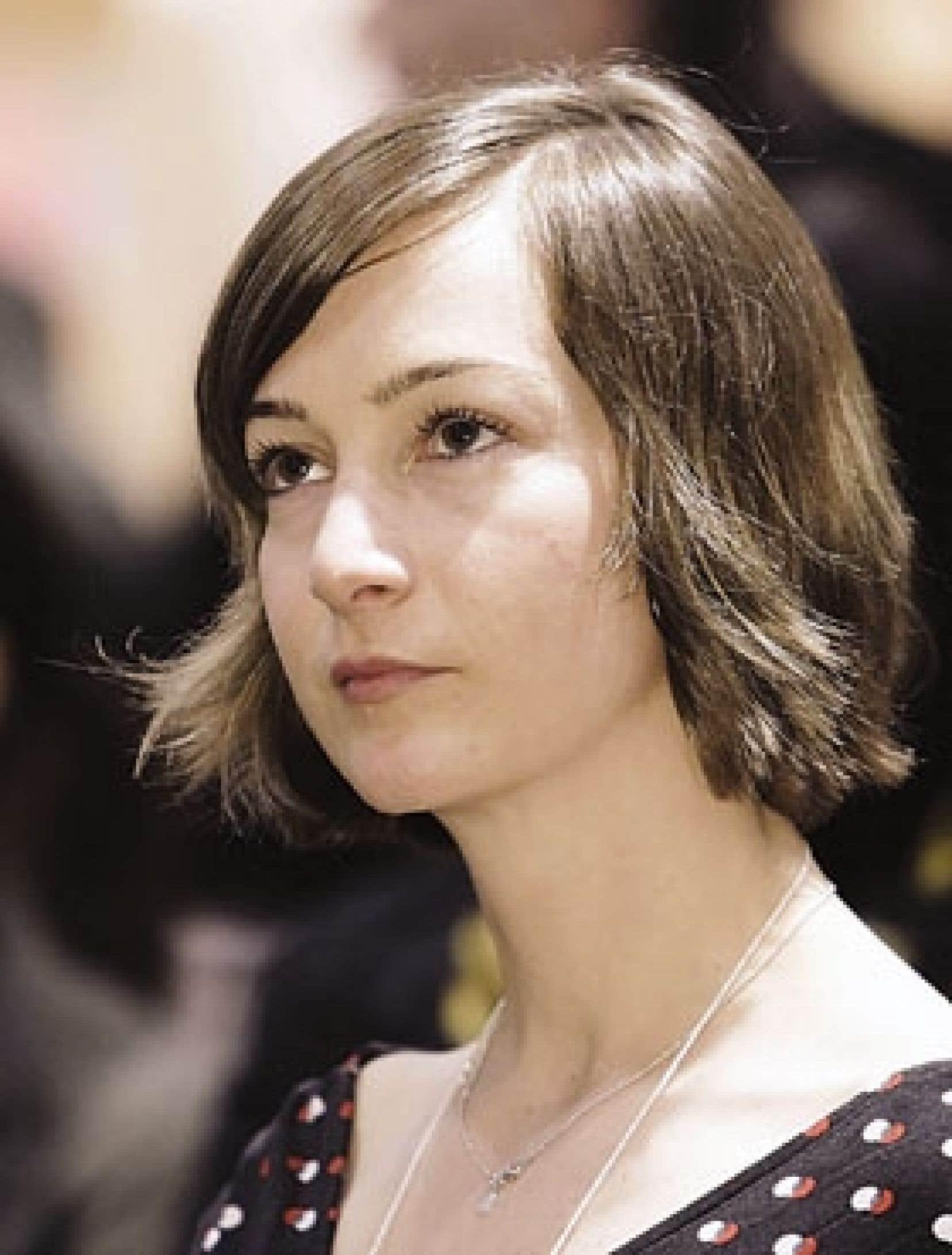 Myriam Beaudoin, auteure du roman Hadassa
