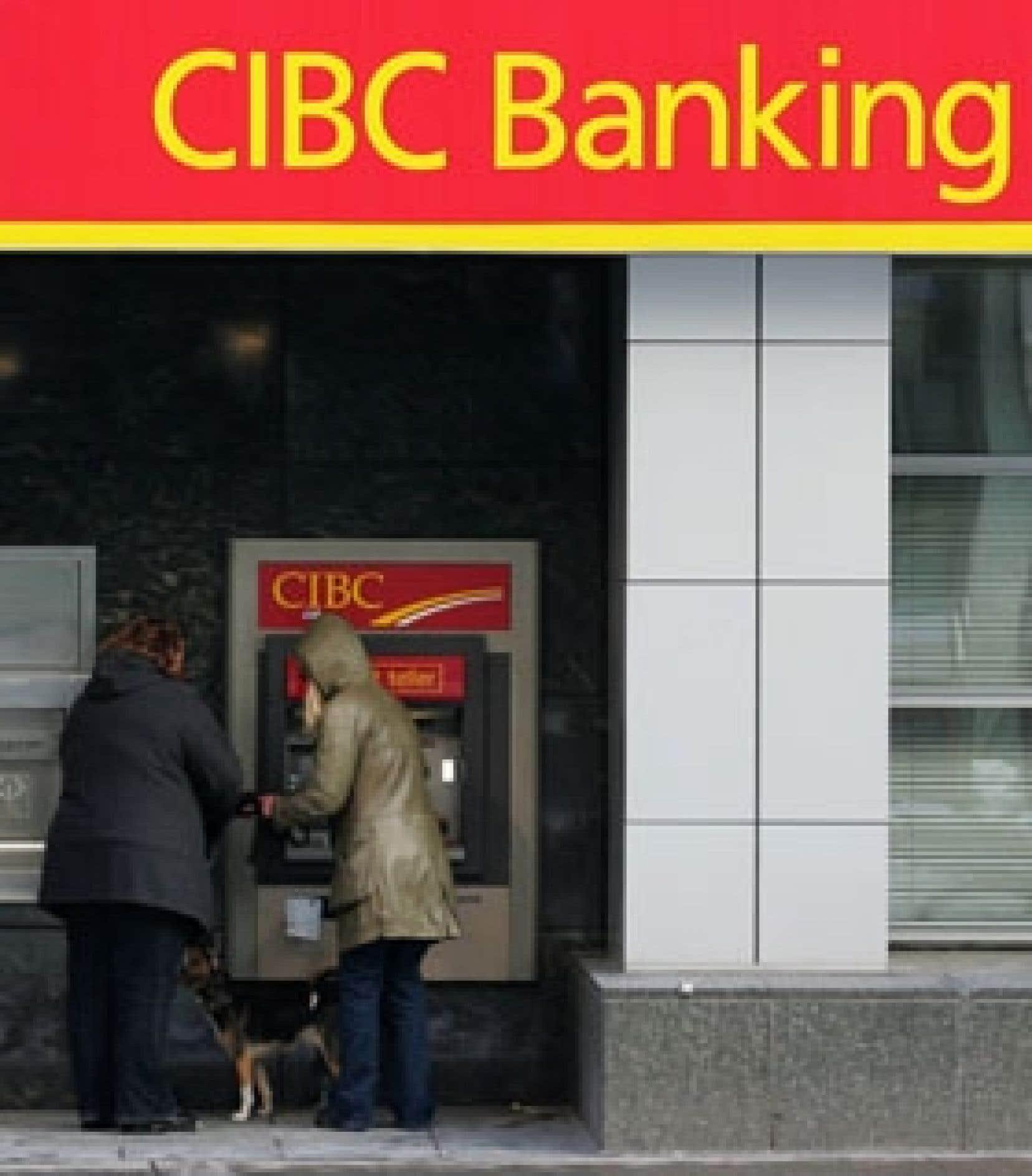 La cote de la CIBC est passée de Aa1 à Aa2, tout comme celle de la Banque Nationale.