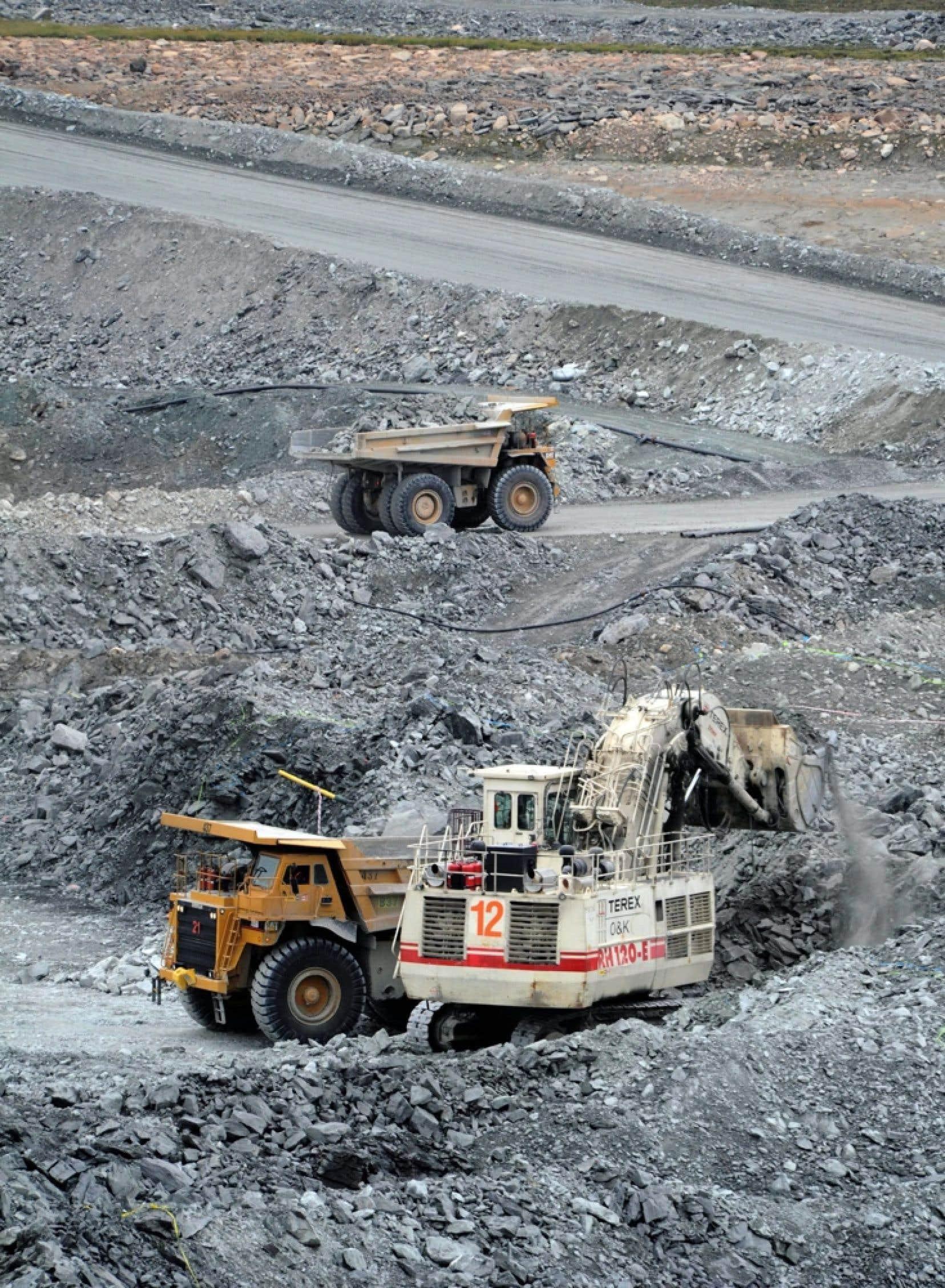 Les États-Unis obligent les compagnies minières à une certaine transparence. Ottawa est invité à faire de même. Et c'est l'industrie qui le lui demande.