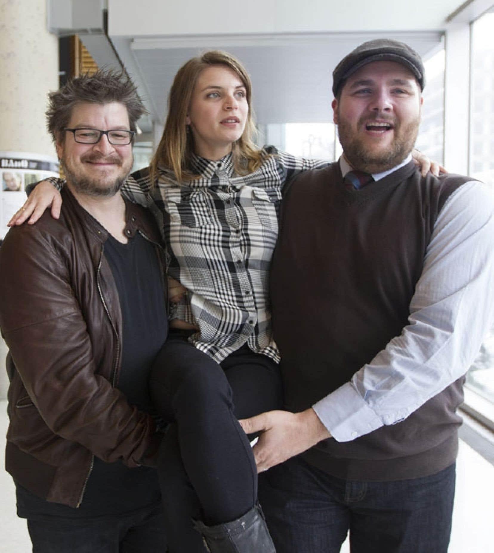 Les 32esRVCQ ouvriront avec le plus récent film de Podz, Miraculum, mettant en vedette Marilyn Castonguay, entre autres. Les deux étaient présents pour le dévoilement de la programmation, en compagnie du porte-parole Antoine Bertrand, mercredi à Montréal.