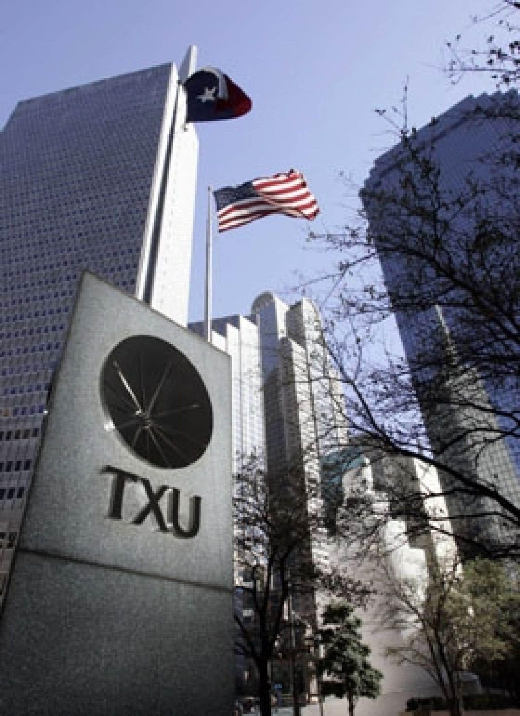 Mené par Kohlberg Kravis Roberts et Texas Pacific Group, deux fonds d'investissements phares aux États-Unis, le consortium intéressé à TXU comprend aussi la banque d'affaires Goldman Sachs et plusieurs autres institutions bancaires.