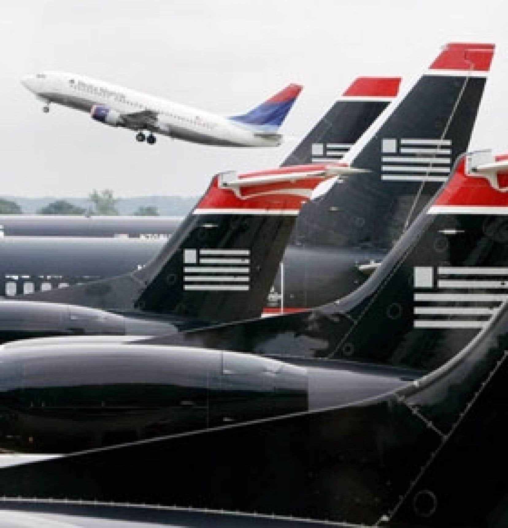 US Airways, sixième transporteur aérien des États-Unis, a proposé hier de racheter Delta Air Lines, numéro trois, pour un montant de huit milliards de dollars en actions et en espèce.