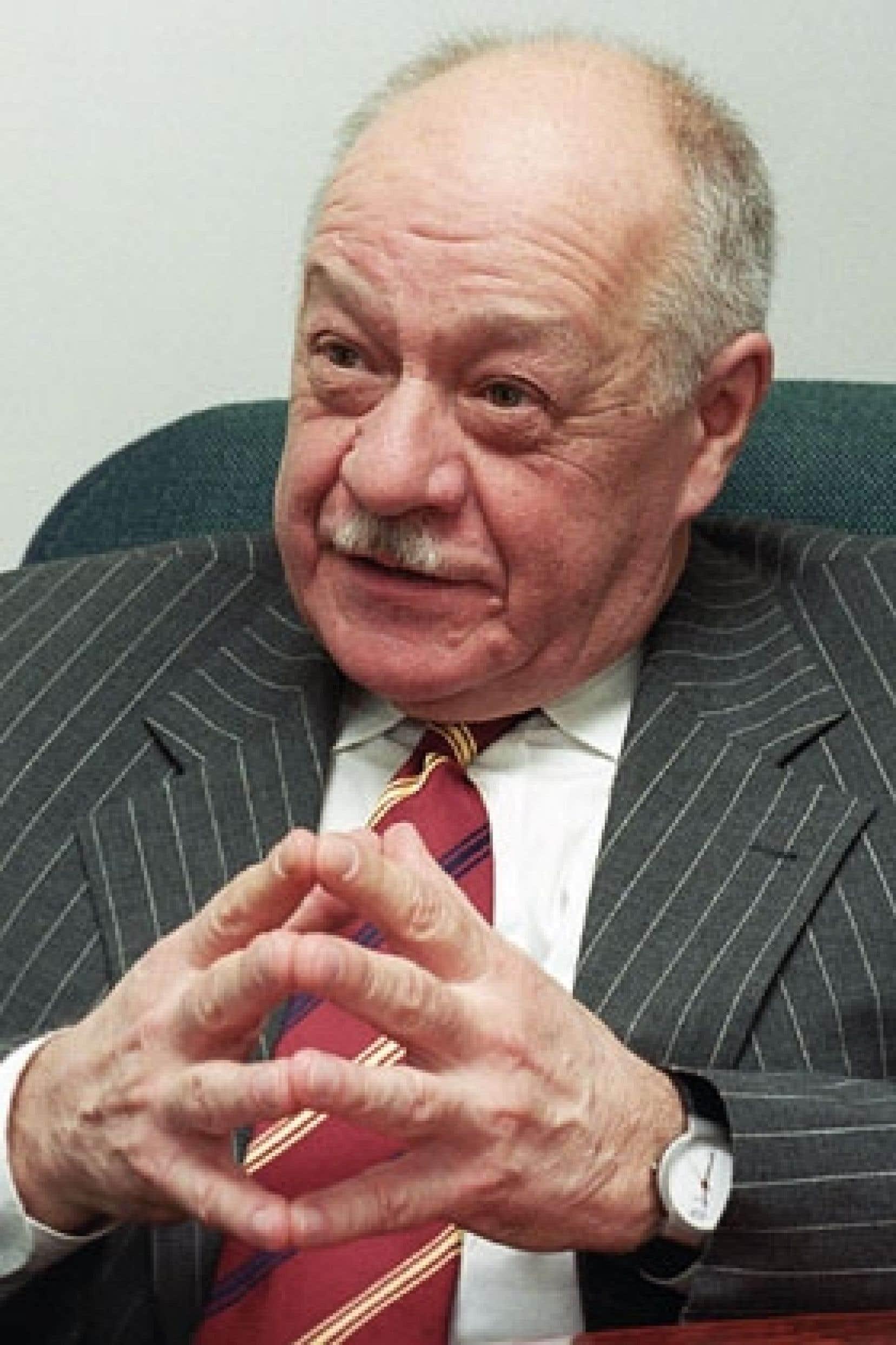 Charles Lapointe, président-directeur général de Tourisme Montréal.