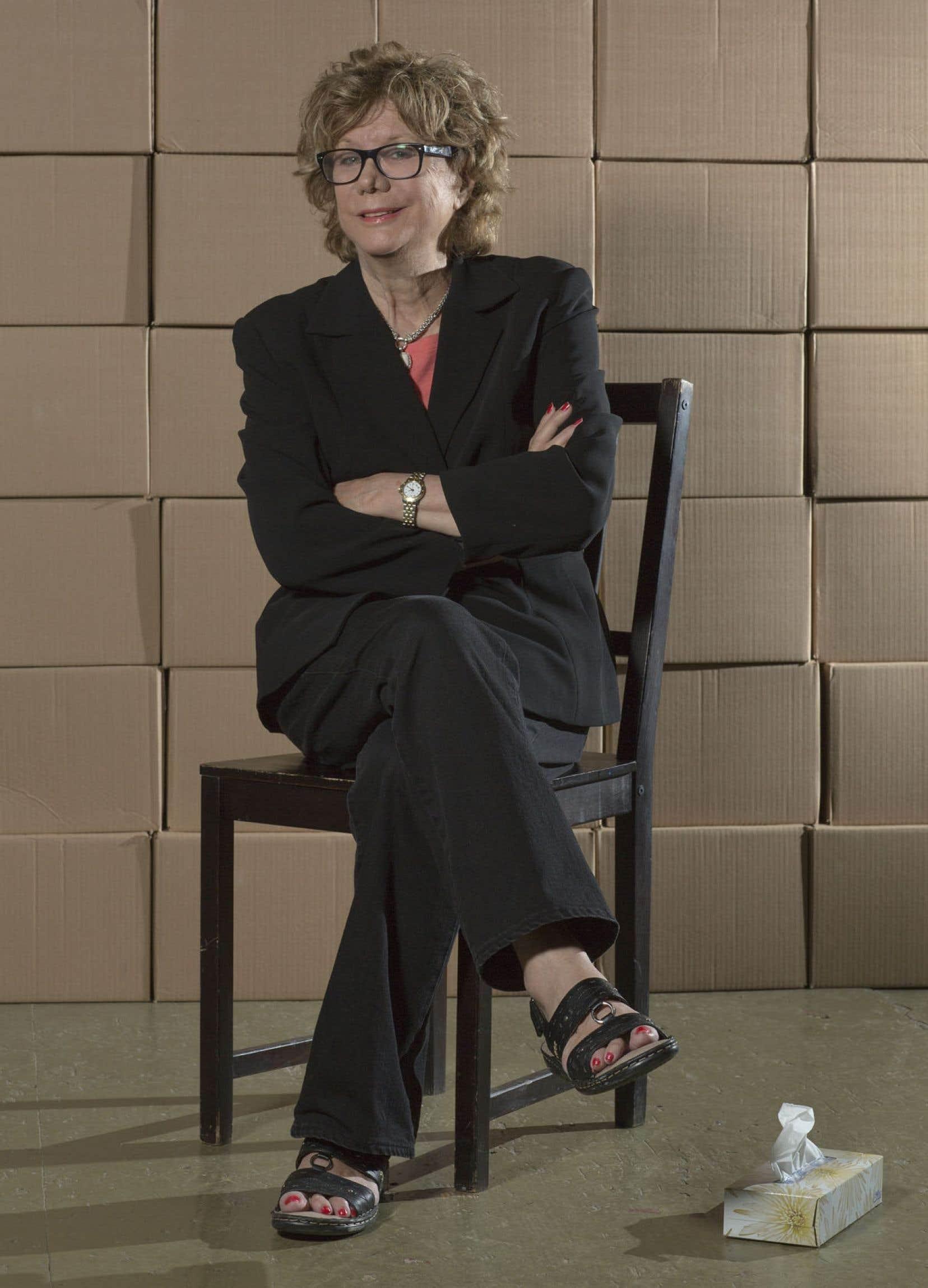 La directrice artistique du Rideau vert, Denise Filiatrault, promet une saison 2014-2015 qui passe du rire aux larmes.