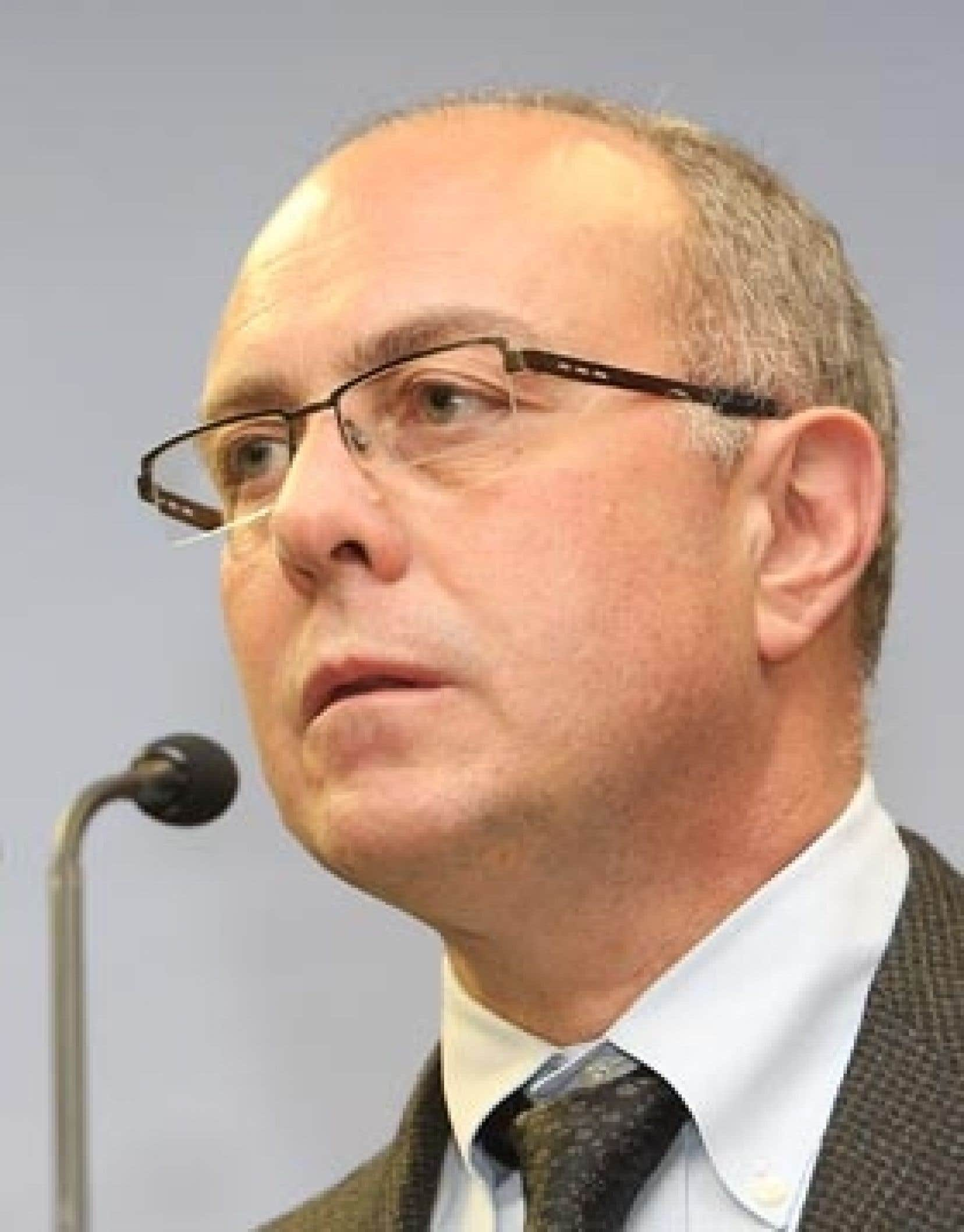 «Au Québec, on attend souvent les crises pour agir», constate  le Dr Louis Gaboury.