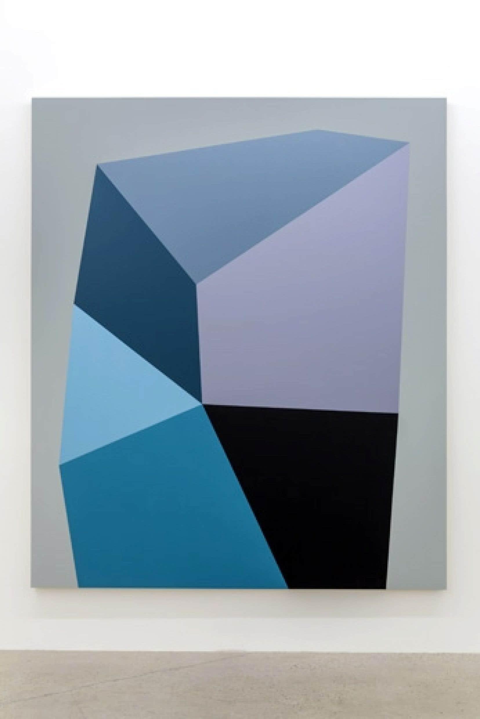 Daniel Langevin, Entrave (GC), 2013
