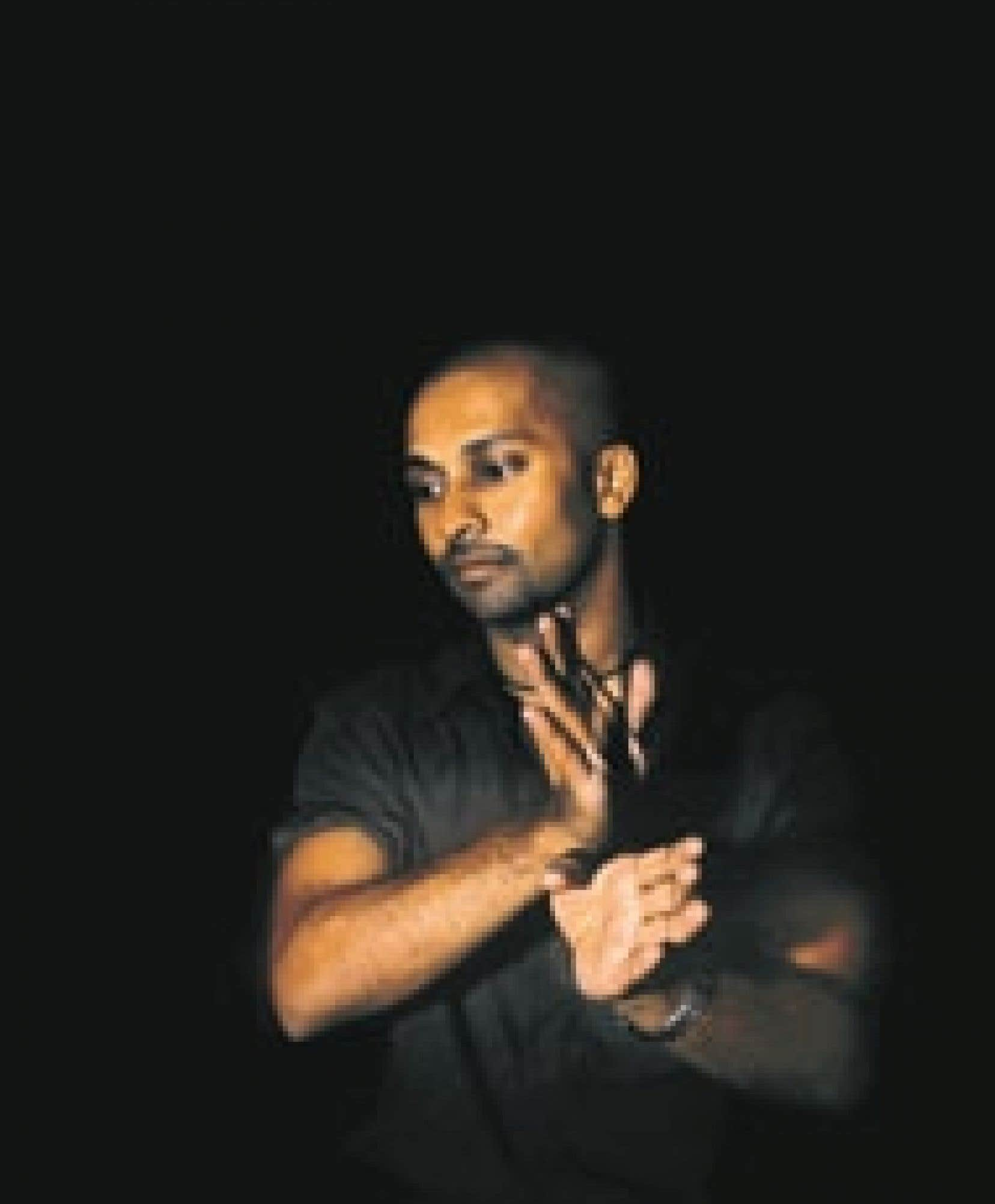 Le danseur indien Akram Khan
