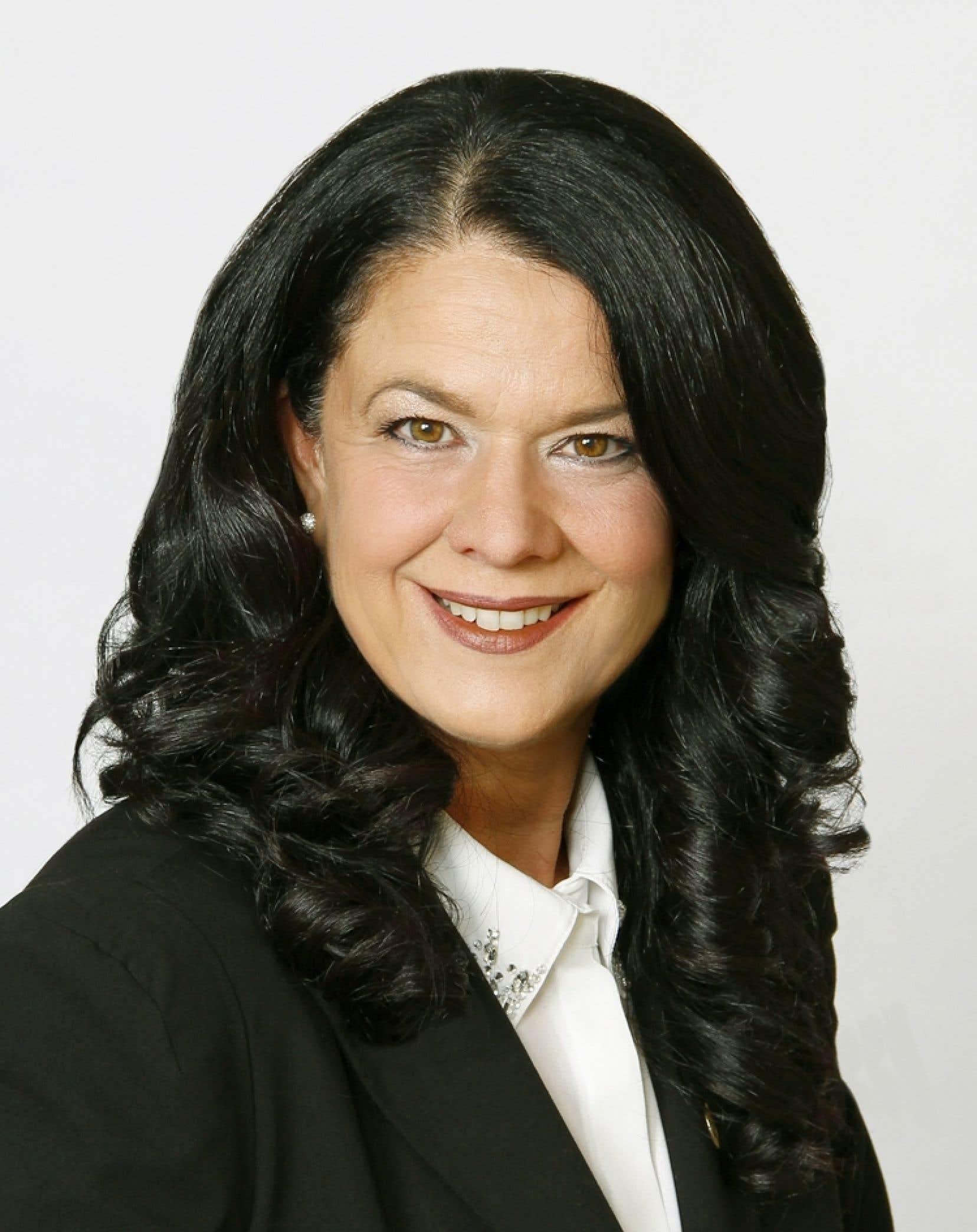 Élue à la mairie en 2005, Lucie F. Roussel en était à son troisième mandat.