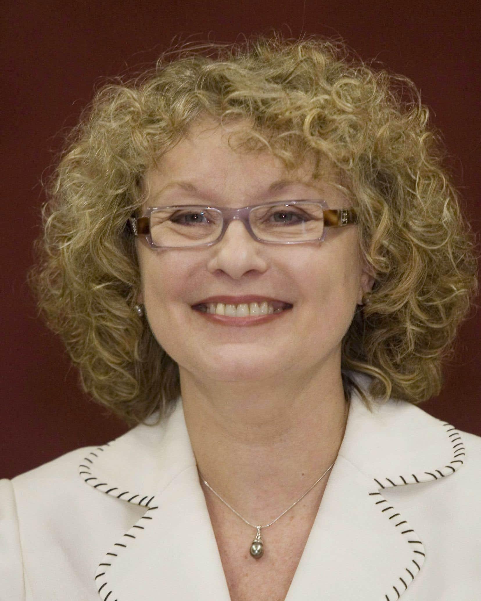 Marguerite Blais est députée de la circonscription Saint-Henri– Sainte-Anne, à Montréal.