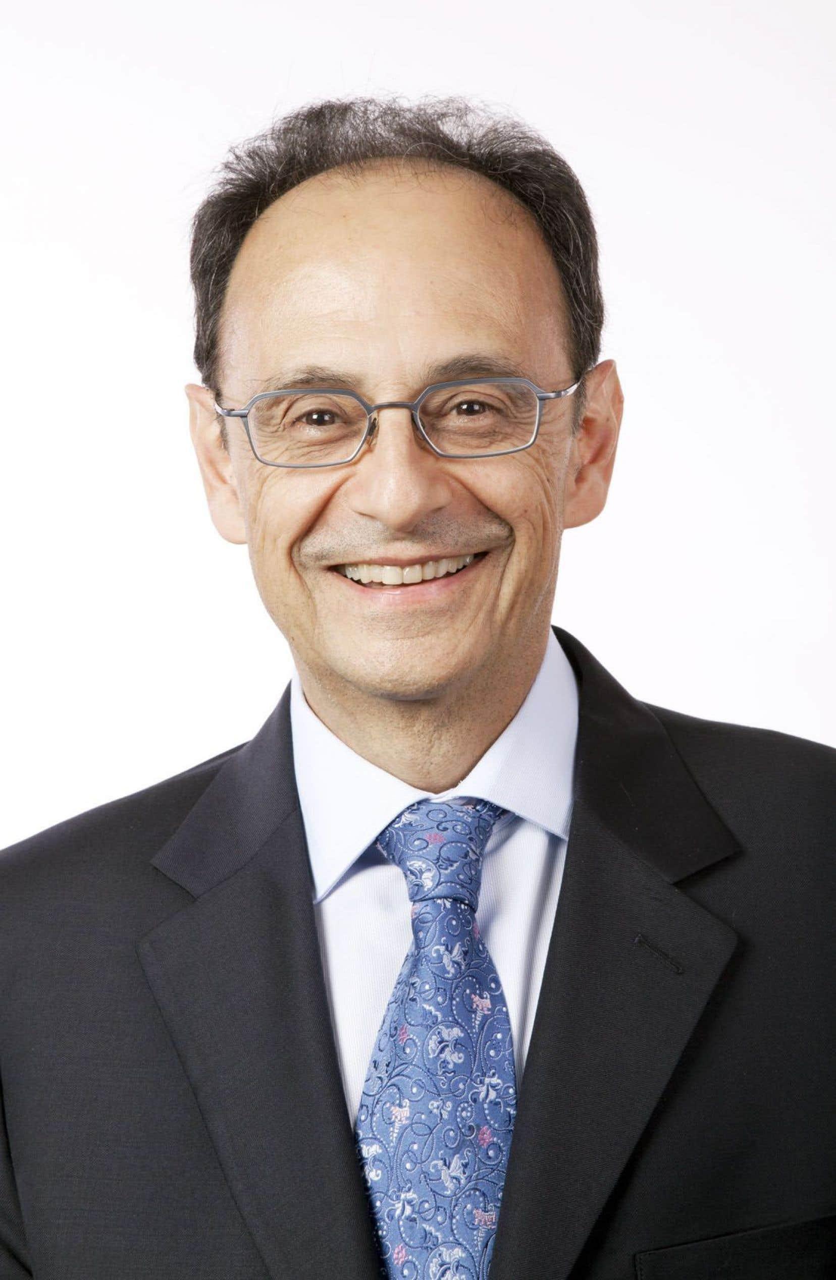 Le Dr Renaldo Battista