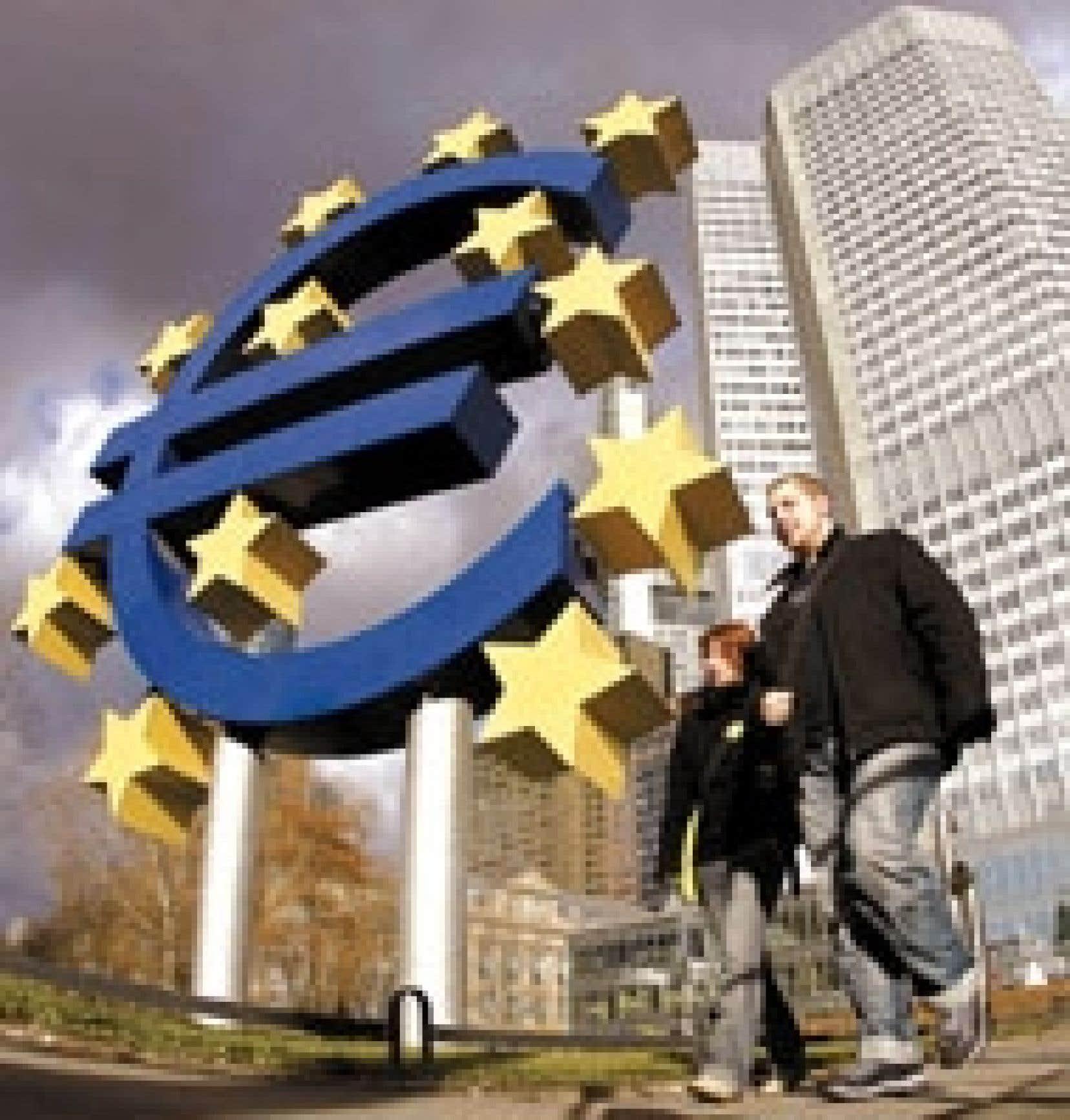 L'euro est la cible de toutes les attaques depuis les résultats référendaires de Paris et des Pays-Bas.