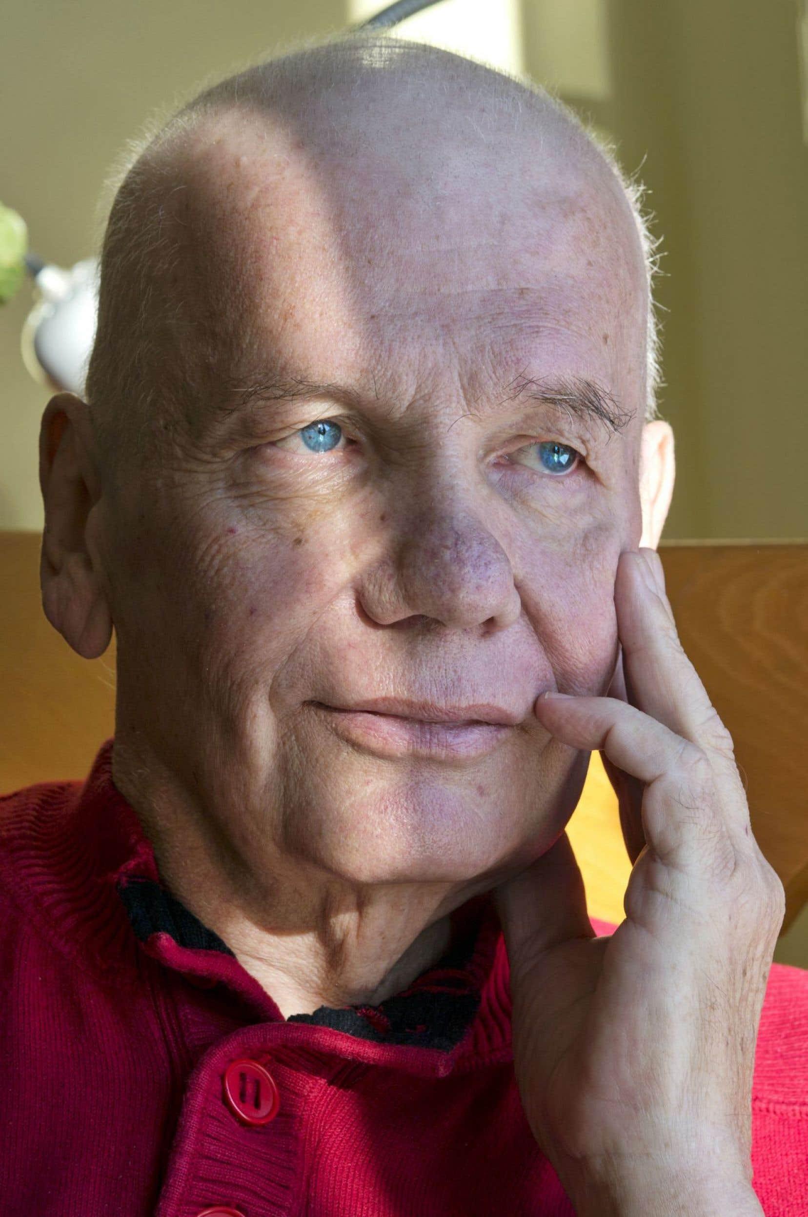 L'ancien maire de Montréal Jean Doré, photographié au cours de l'entretien qu'il a accordé au Devoir