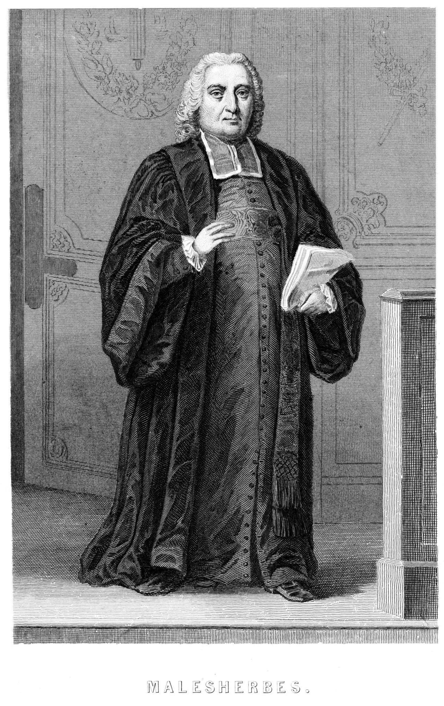 Chrétien Guillaume de Lamoignon de Malesherbes, chef de la censure royale au XVIIIesiècle, qui favorisa la publication de l'«Encyclopédie», est un des censeurs sur lesquels s'attarde Robert Darnton.