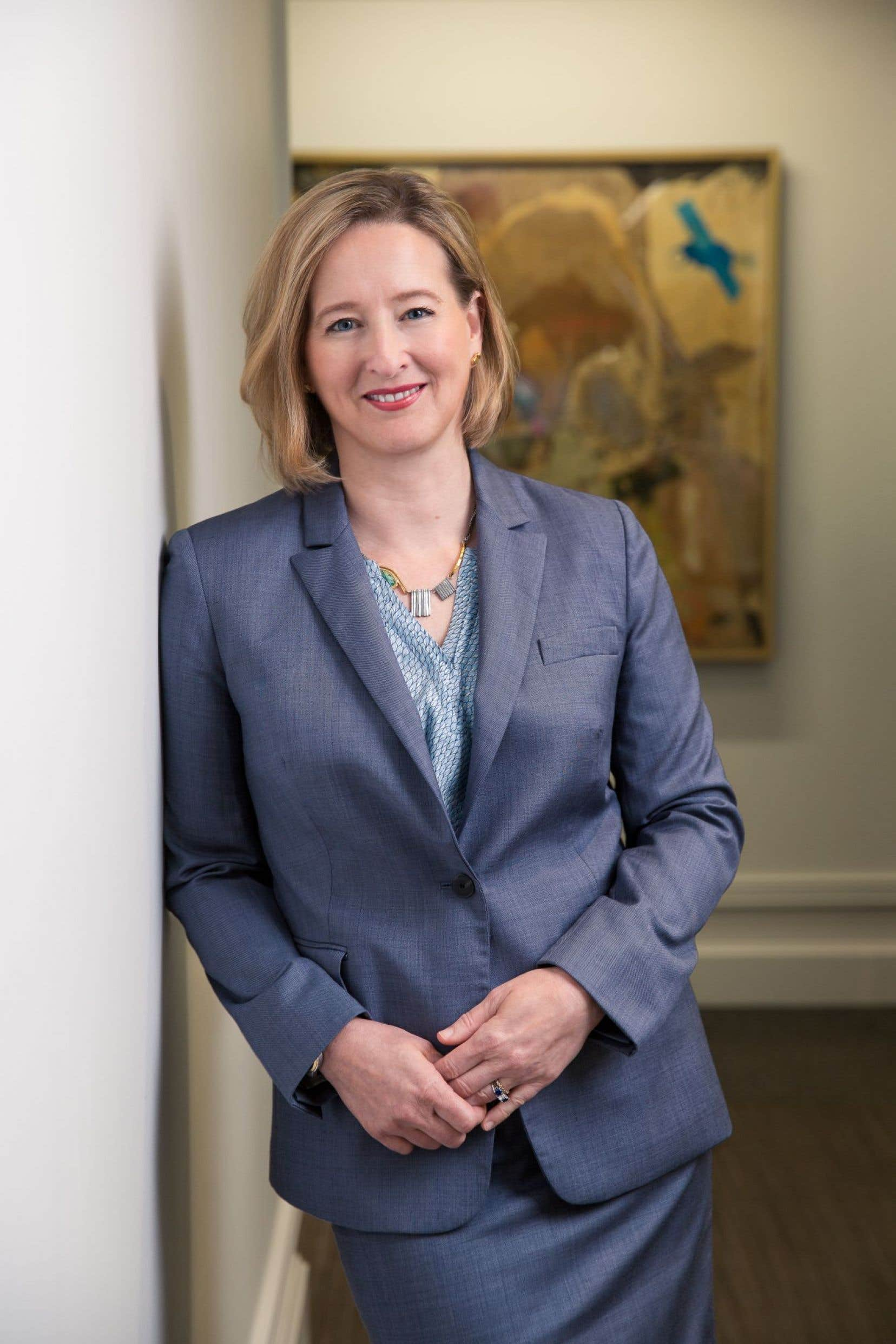 Carolyn Wilkins, première sous-gouverneure de la Banque du Canada