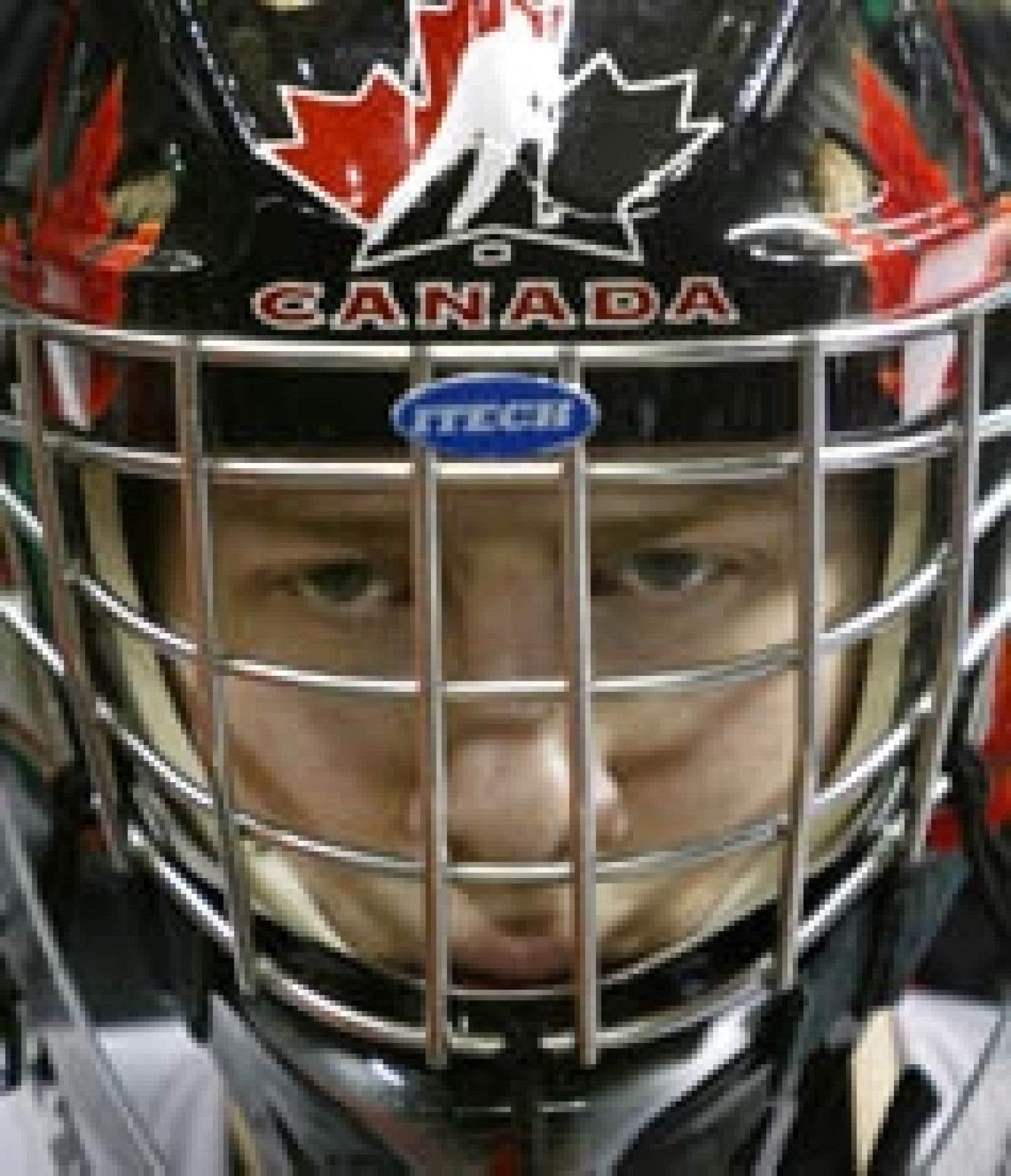 Jeff Glass est déterminé à devenir le gardien de premier plan de l'équipe canadienne.