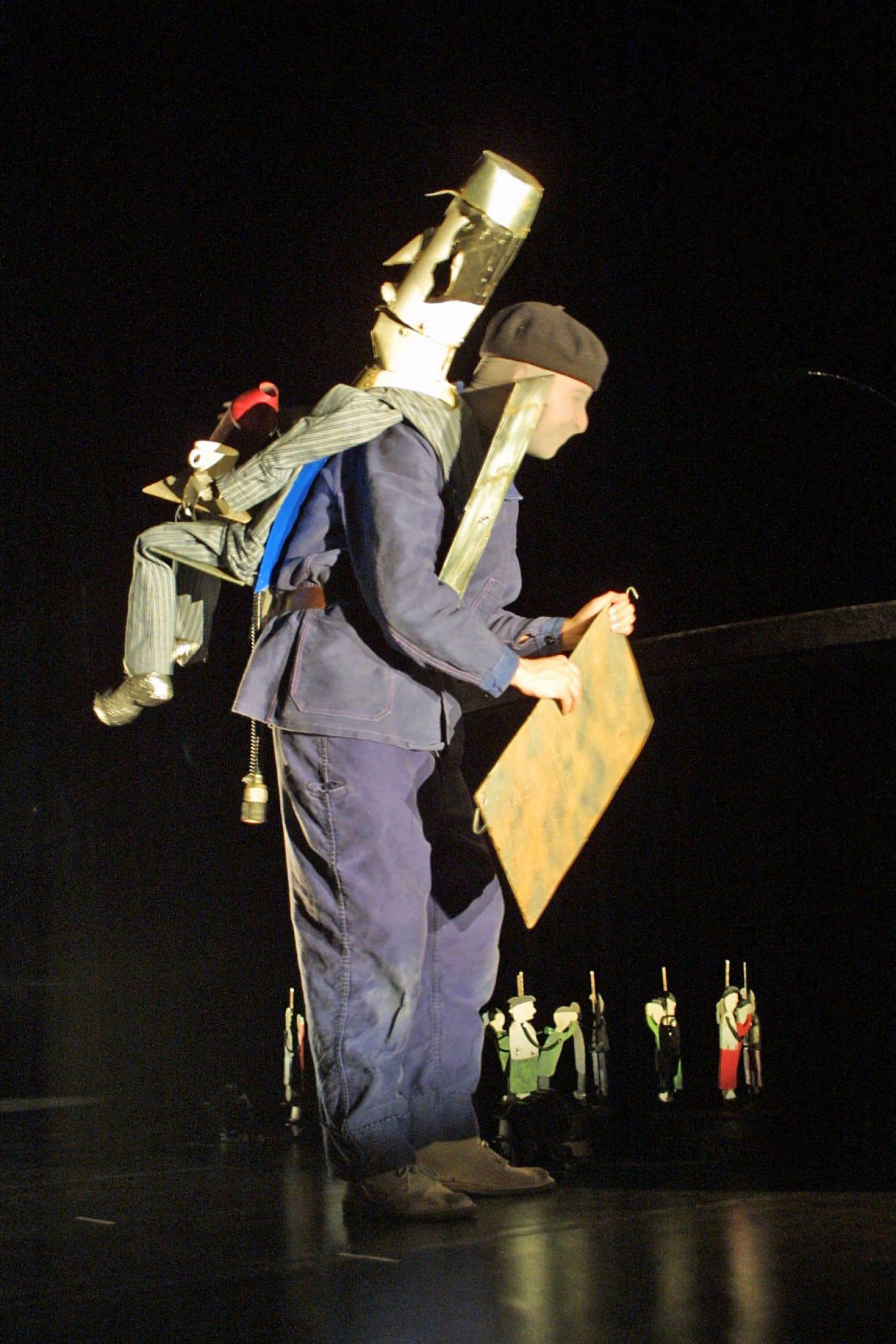 Le classique Petit Pierre, de Suzanne Lebeau, est à l'affiche de la Maison Théâtre jusqu'à la fin de janvier.
