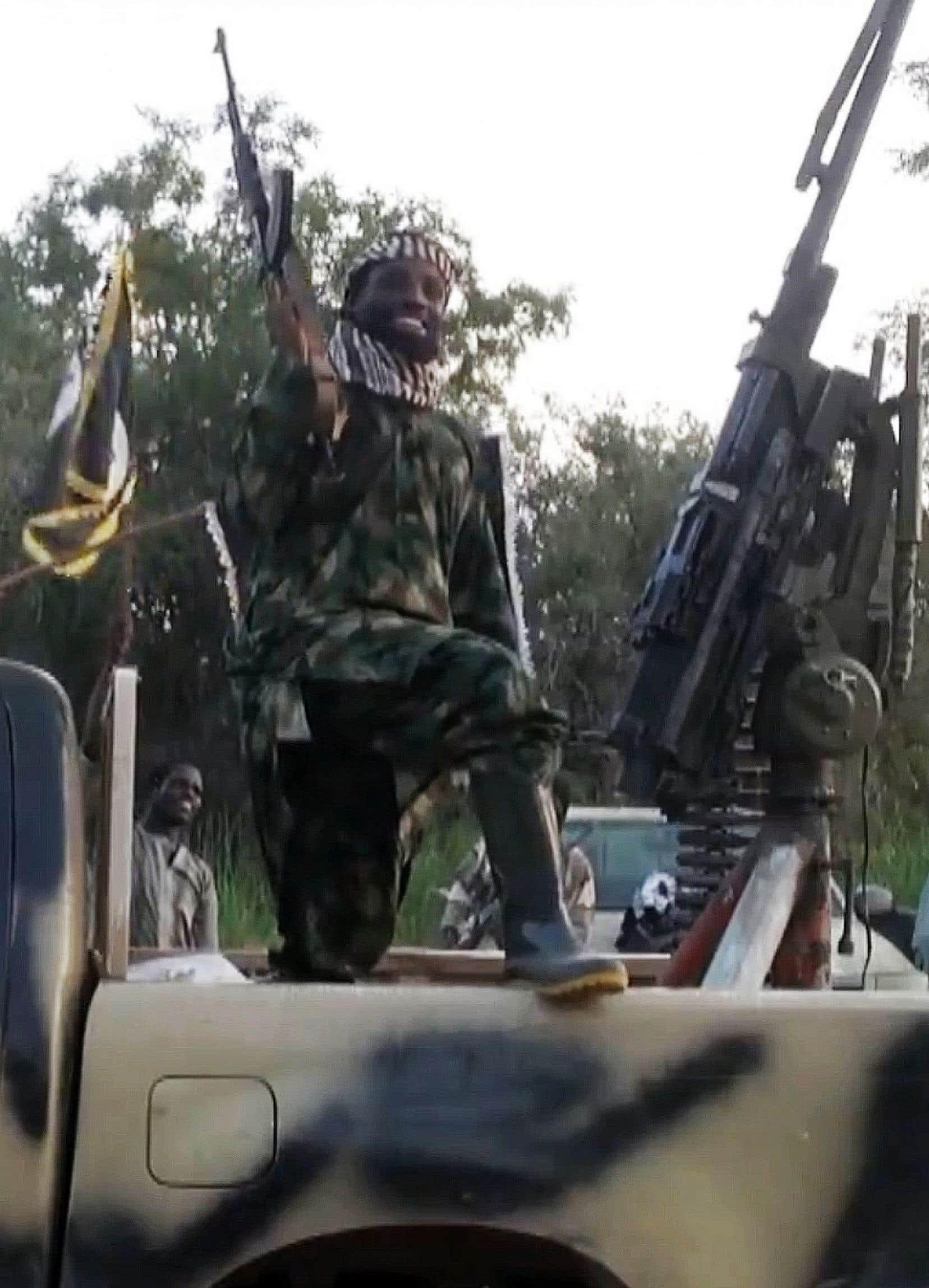 Le chef de Boko Haram, Abubakar Shekau
