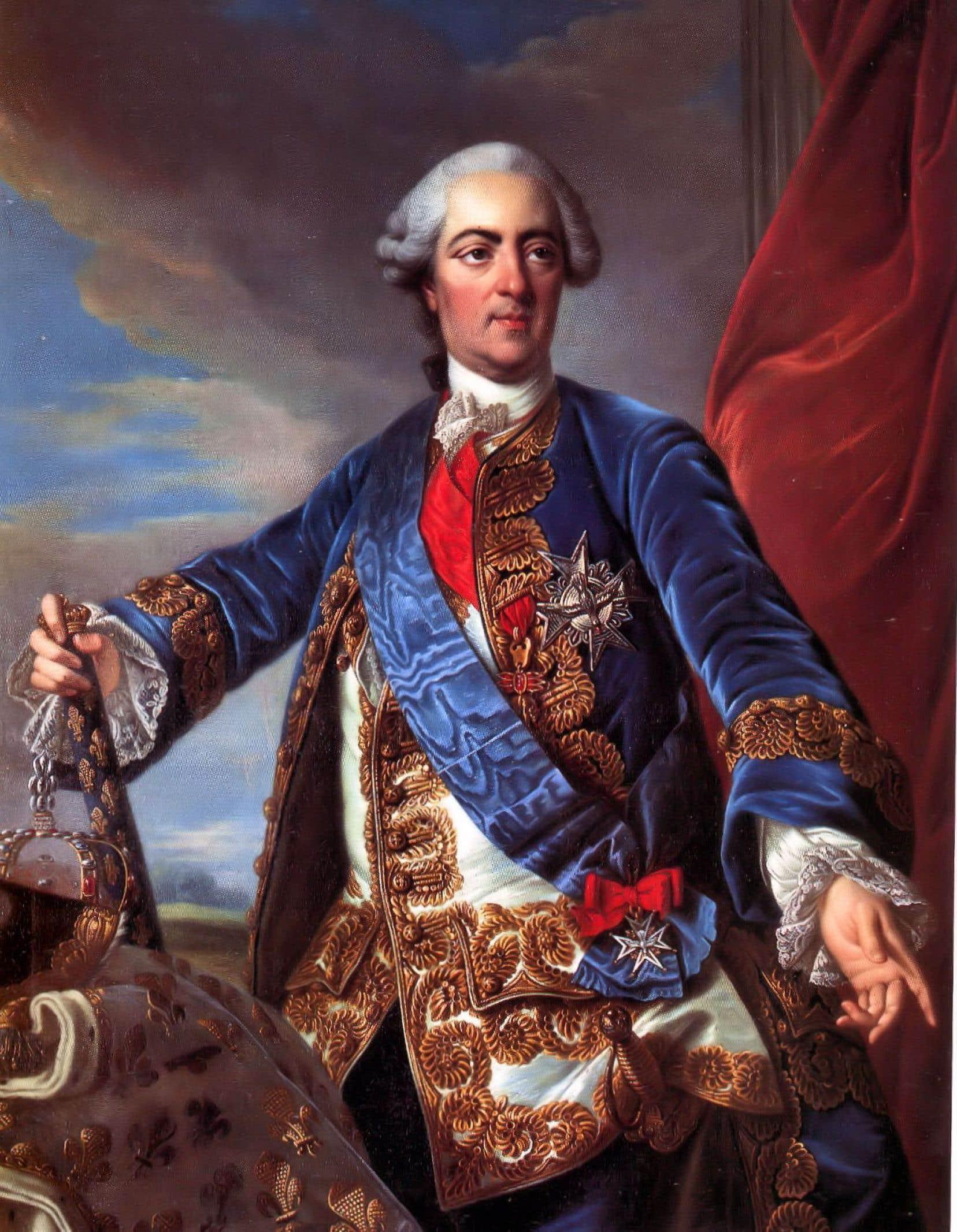 Louis XV, le «mal-aimé»   Le Devoir