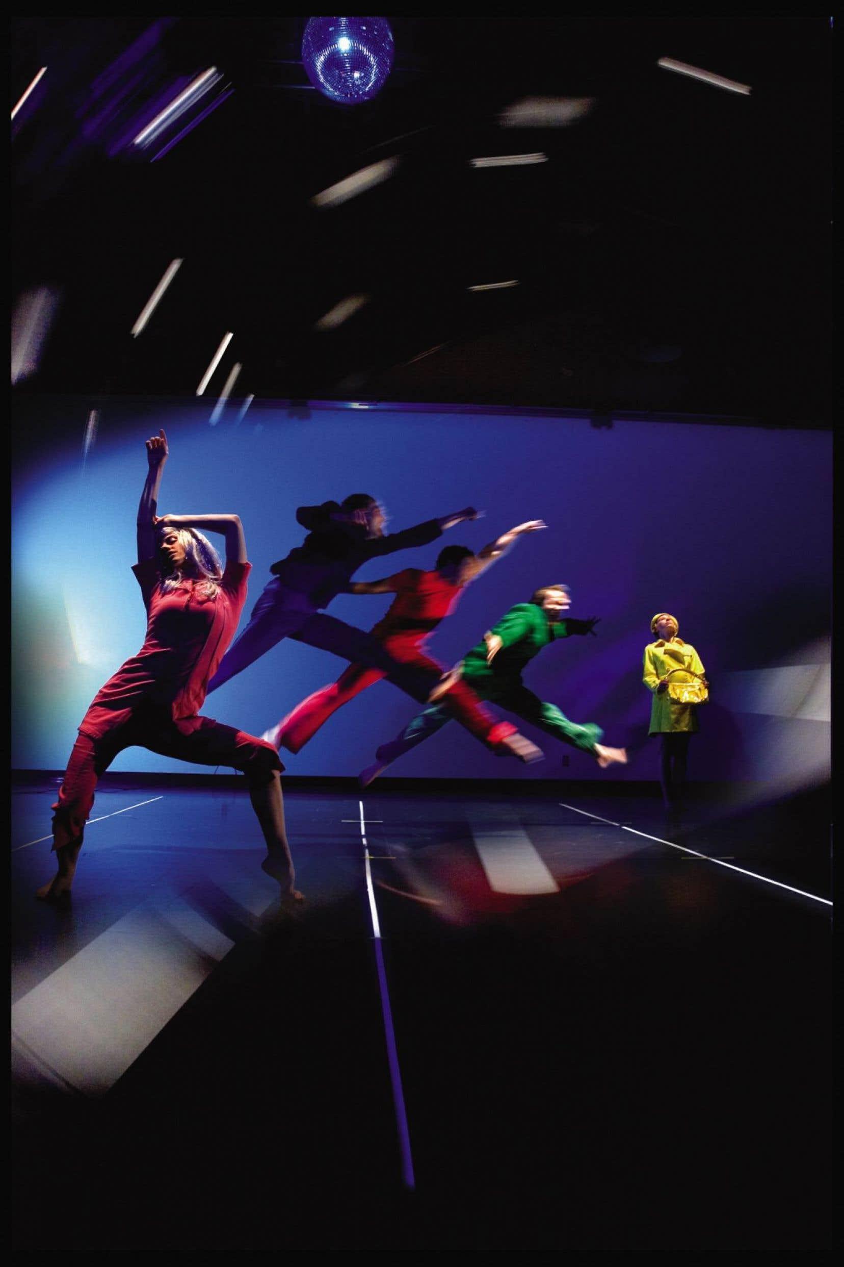 <em>Danse Clash</em>, du chorégraphe de Québec Harold Rhéaume, un des créateurs qui cimente la communauté de la danse dans la capitale nationale.