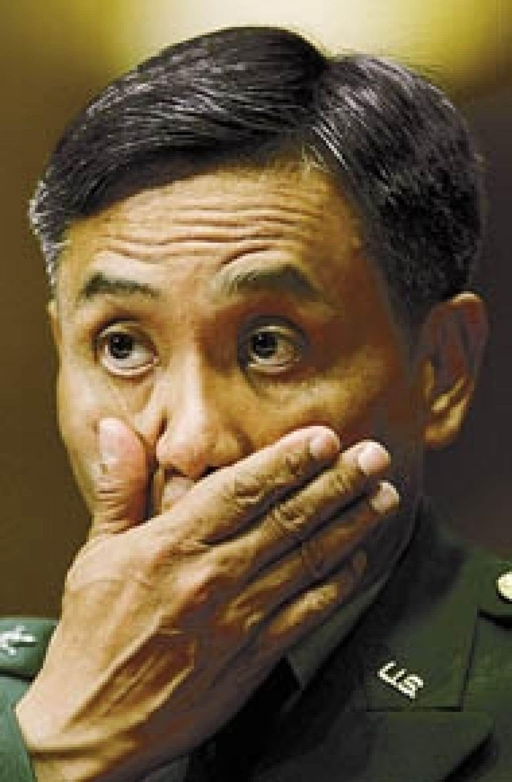 Le général Antonio Taguba a insisté devant les sénateurs américains sur le caractère limité des mauvais traitements infligés aux prisonniers irakiens.