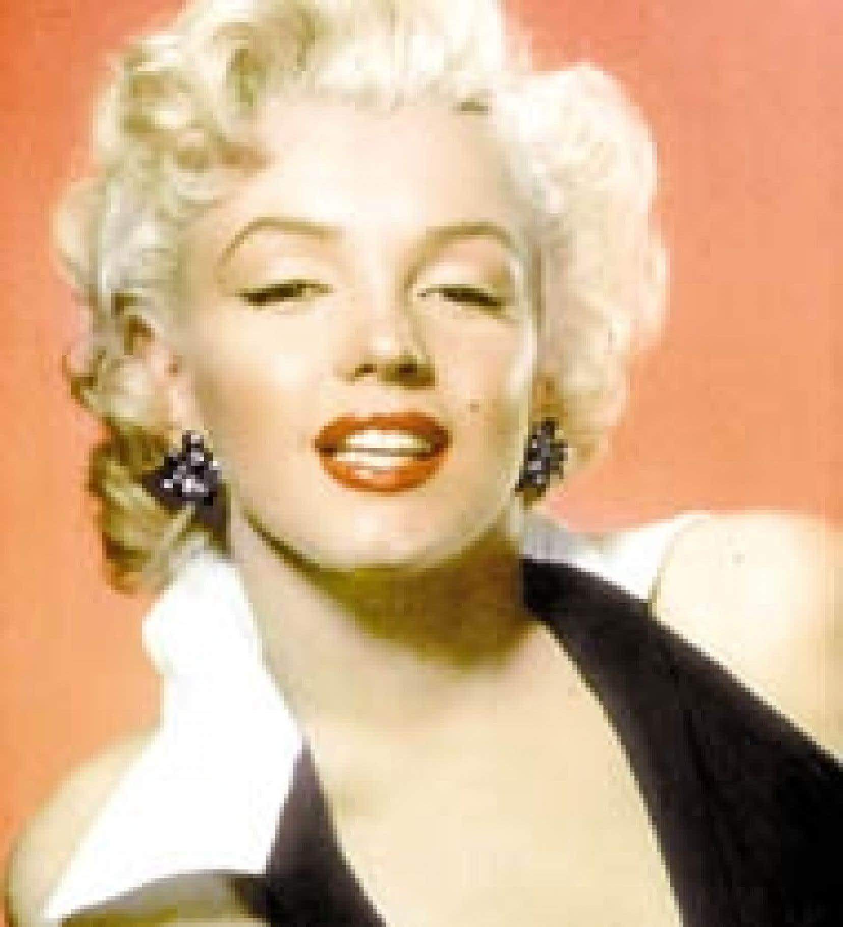 L'actrice Marilyn Monroe, célèbre maîtresse de John F. Kennedy: «Elle voulait un président à son bras.» — Source: Canal D