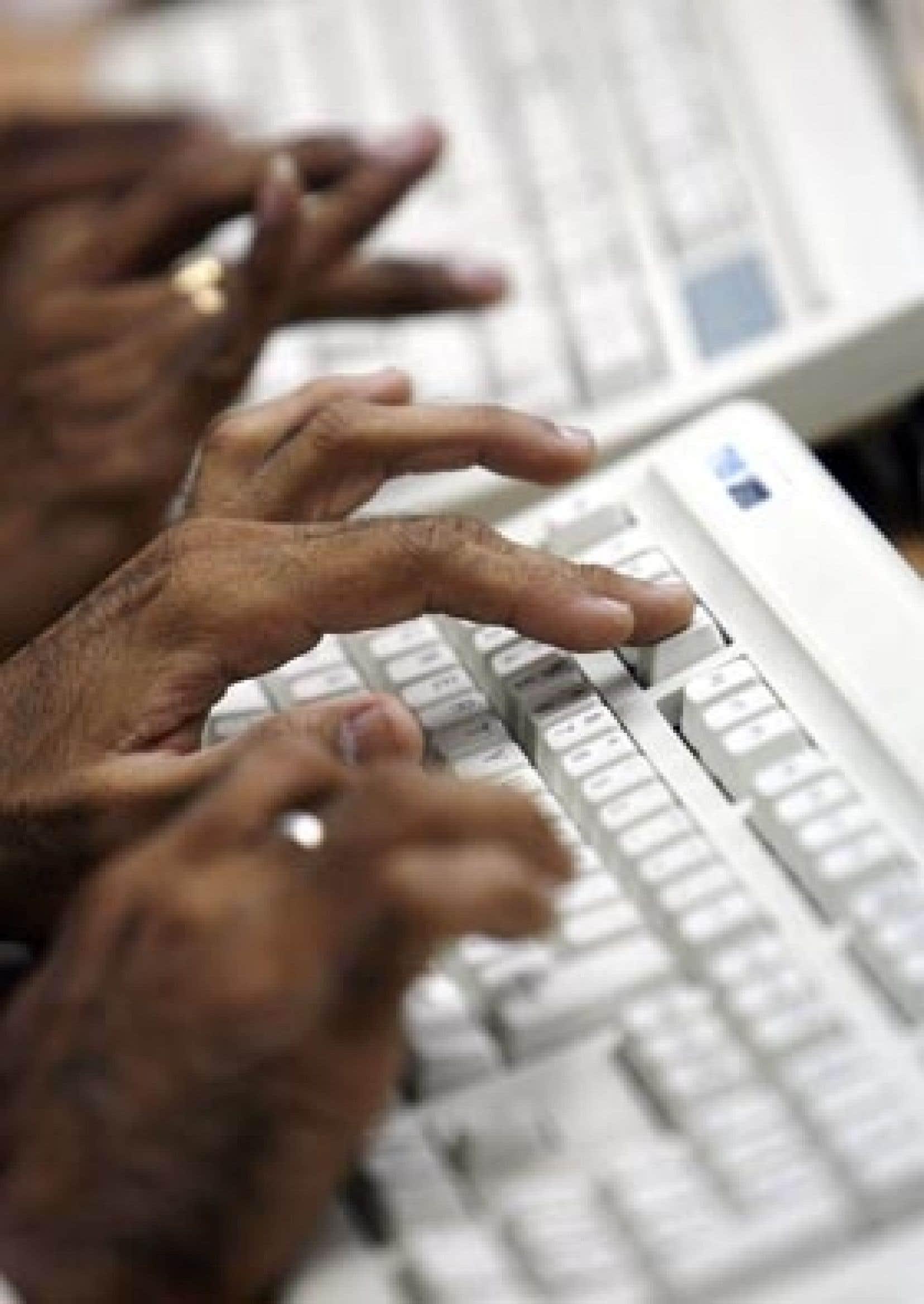 Pour acheter, vendre et échanger avec ses amis, l'internaute doit la plupart du temps fournir des données personnelles.